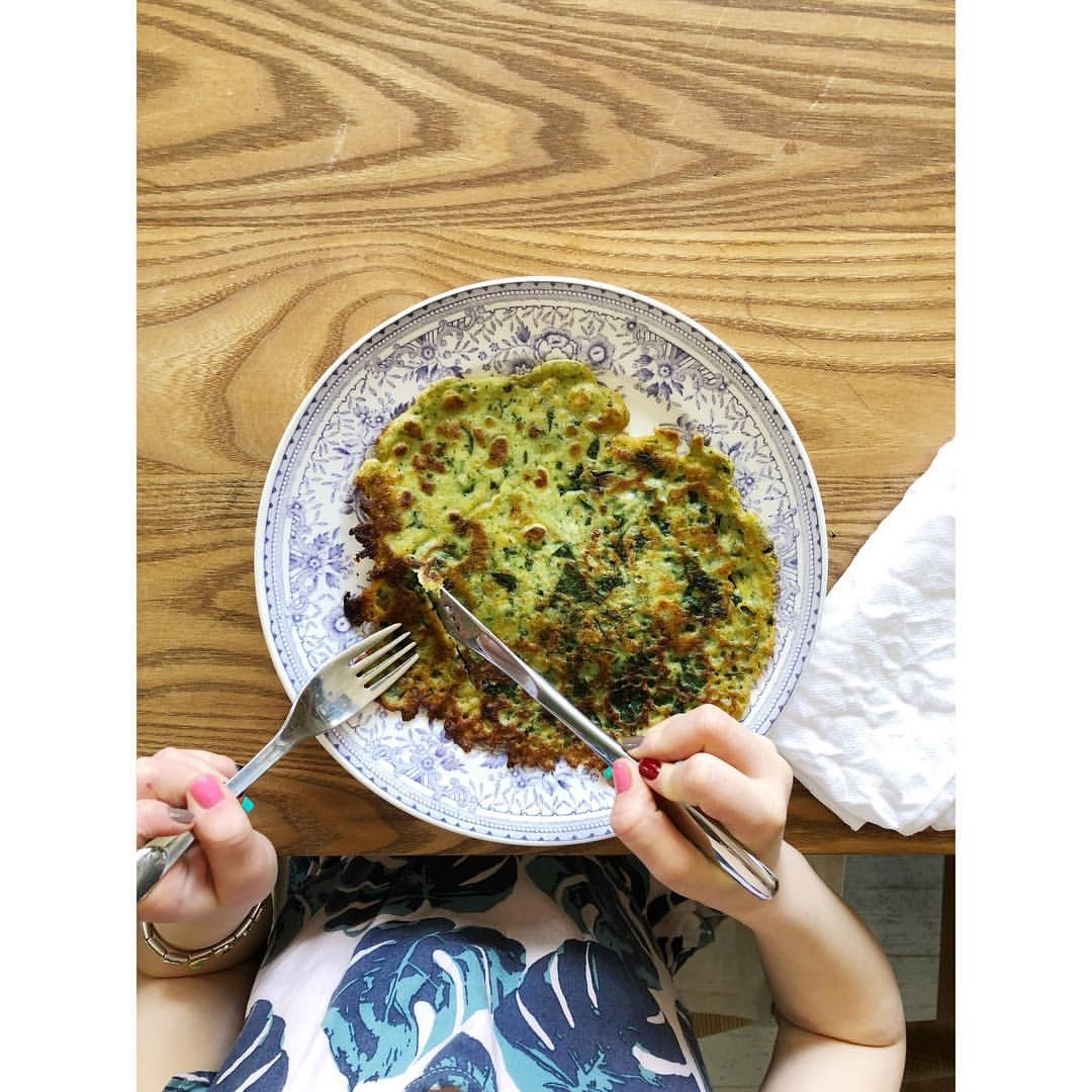 Gastronaatti - Pinaattiletut