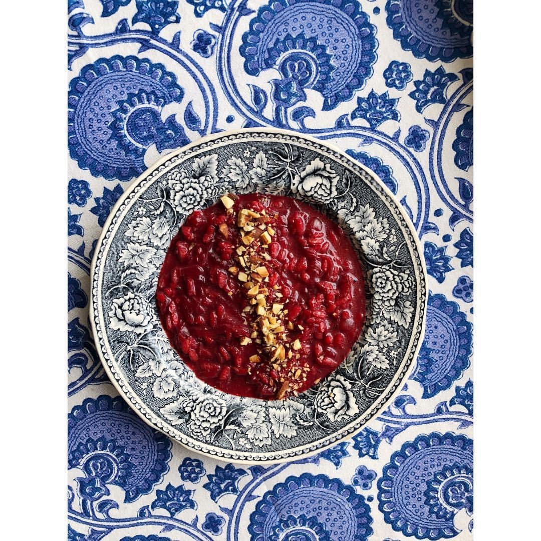 Gastronaatti - Punajuuririsotto