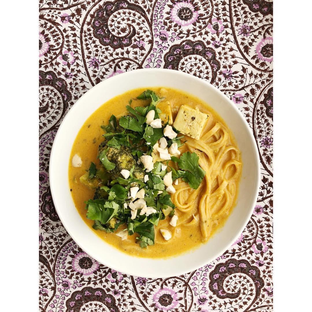 Gastronaatti - Tofu-nuudelicurry