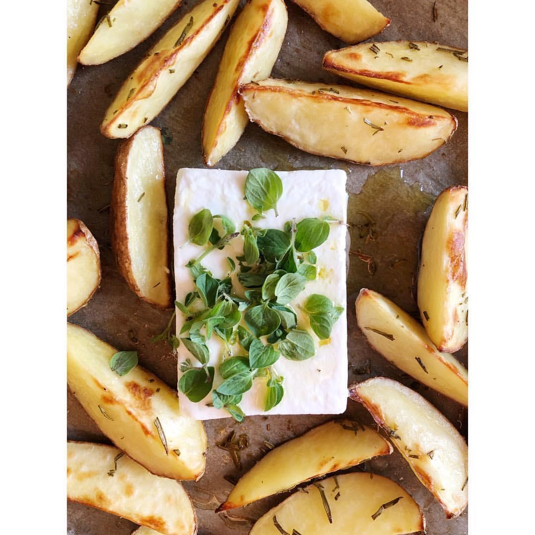 Gastronaatti - Uunifeta ja perunalohkot