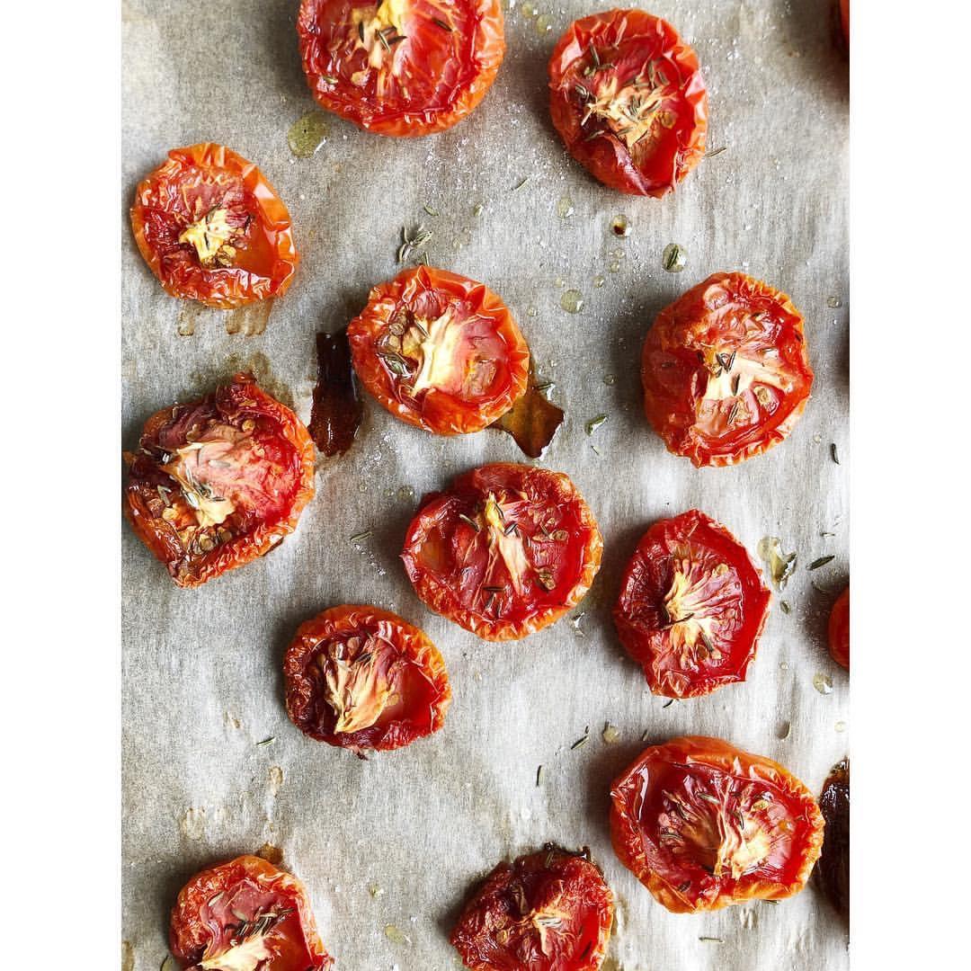 Gastronaatti - Uunikuivatut tomaatit