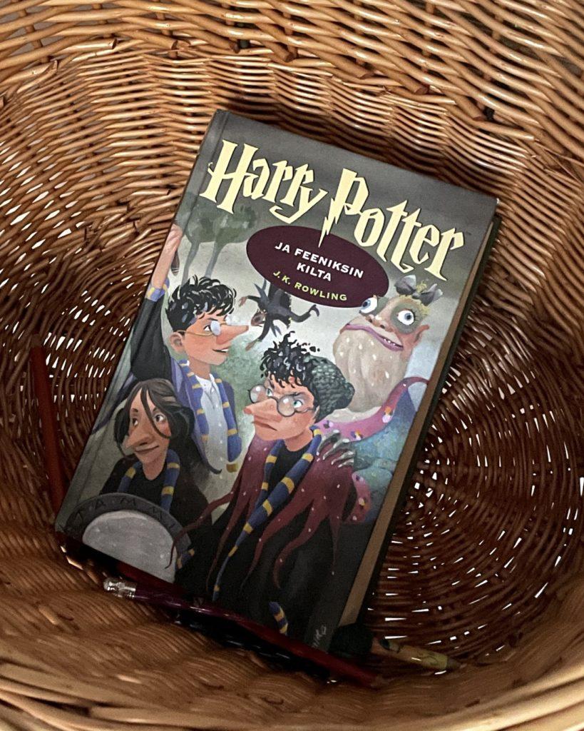 Minkä ikäiselle sopii Harry Potter ja muuta ikärajapohdintaa
