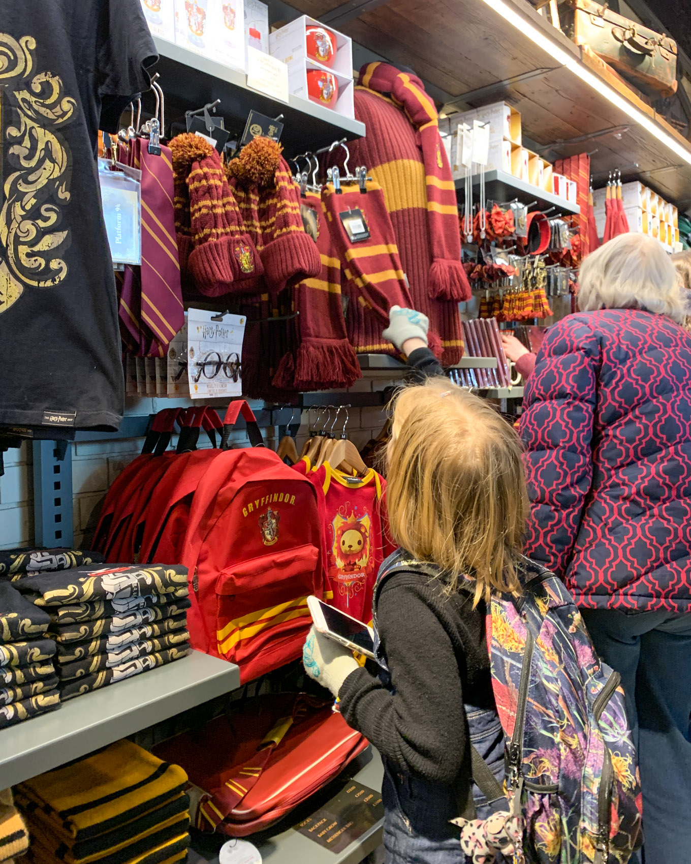 Harry Potter - London