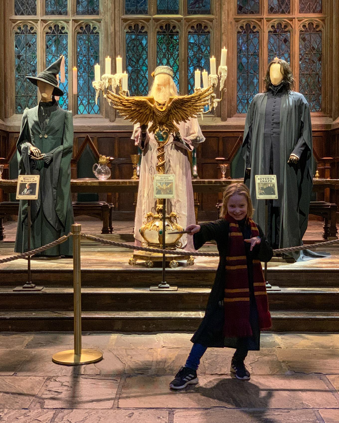 Harry Potter - Warner Bros Studio Tour