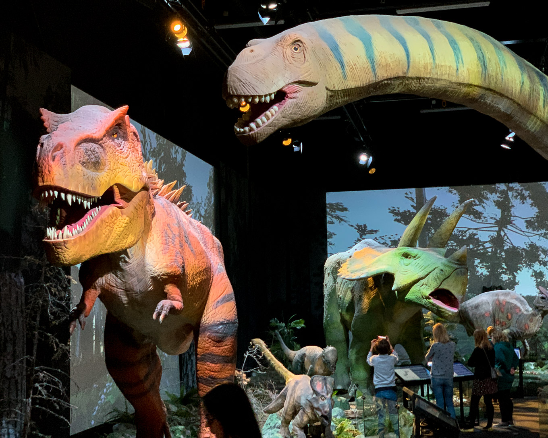 Heureka dinosaurukset