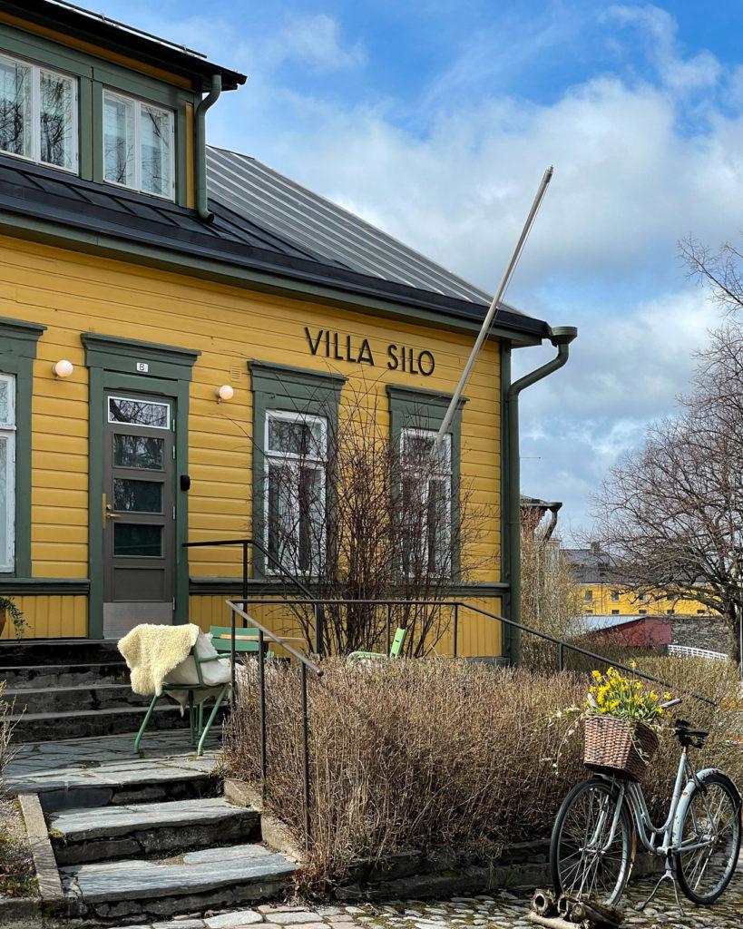 Joutsen x Villa Silo