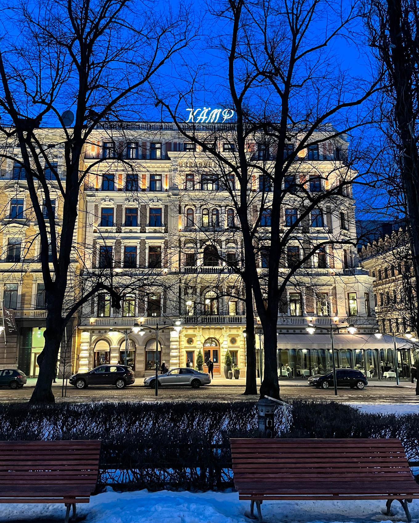 Hotel Kämp