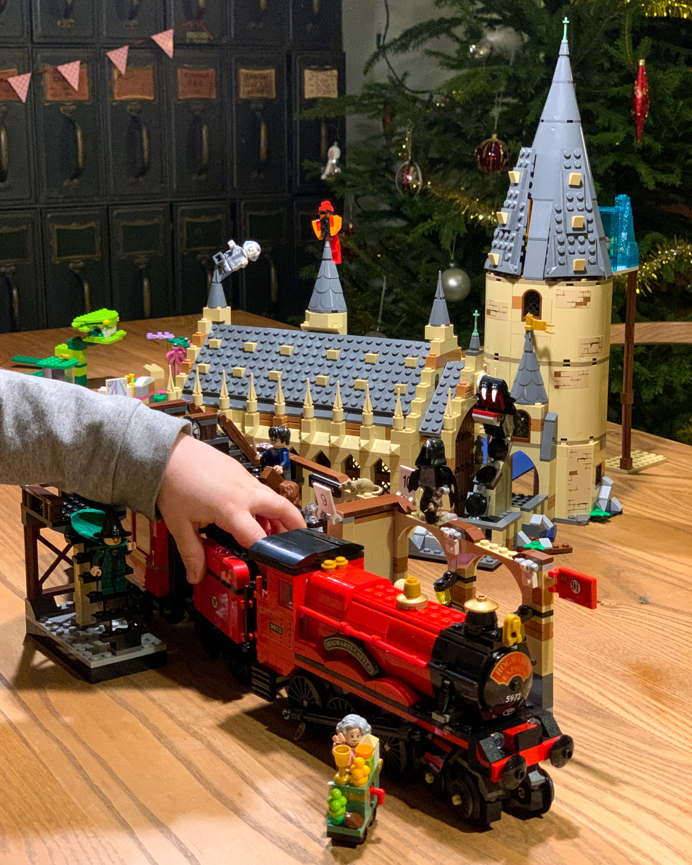 Parasta juuri nyt: Lego Harry Potter