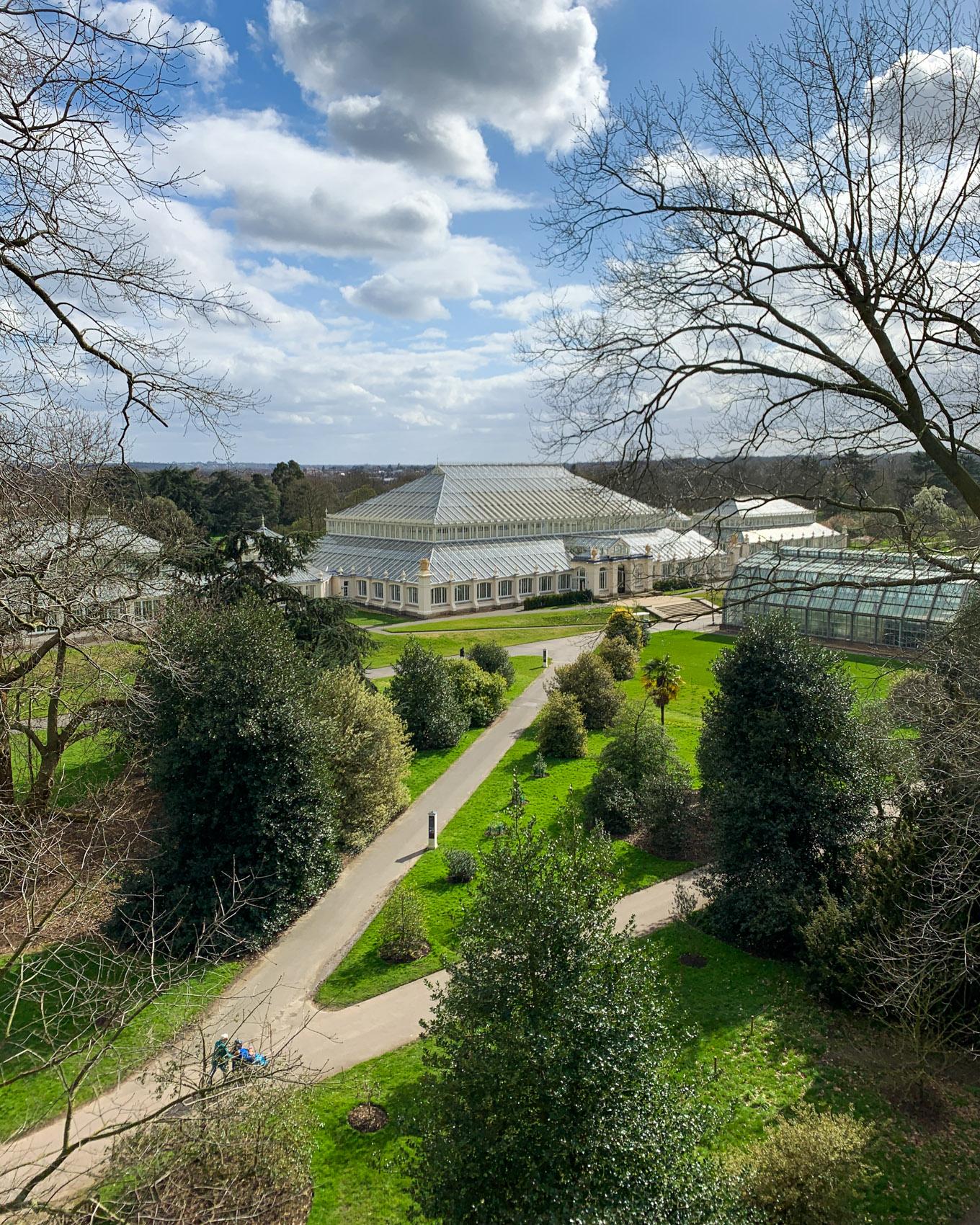 Kew Gardens: Viimeinen päivä Lontoossa vierähti puutarhassa