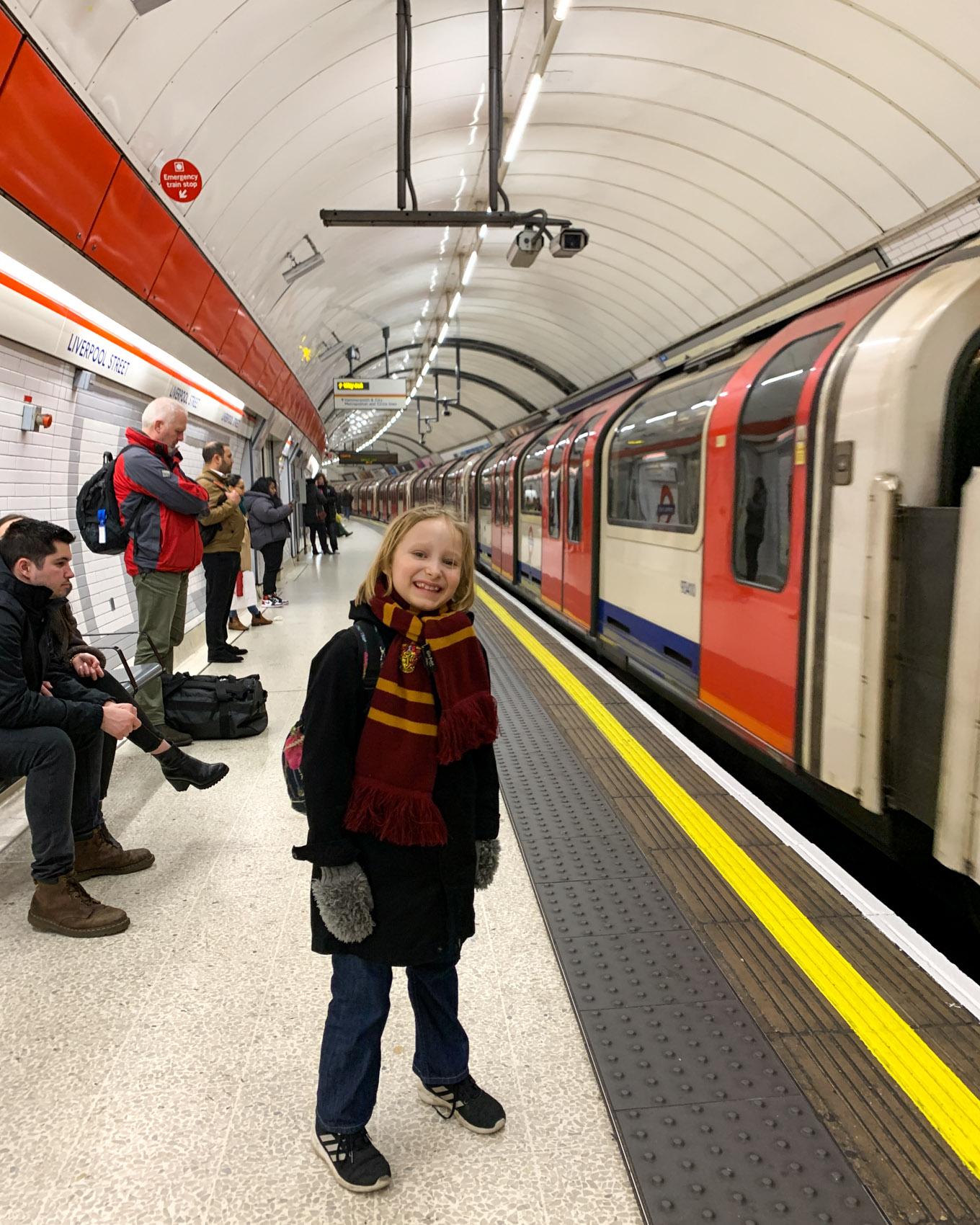 Lontoo - London Tube