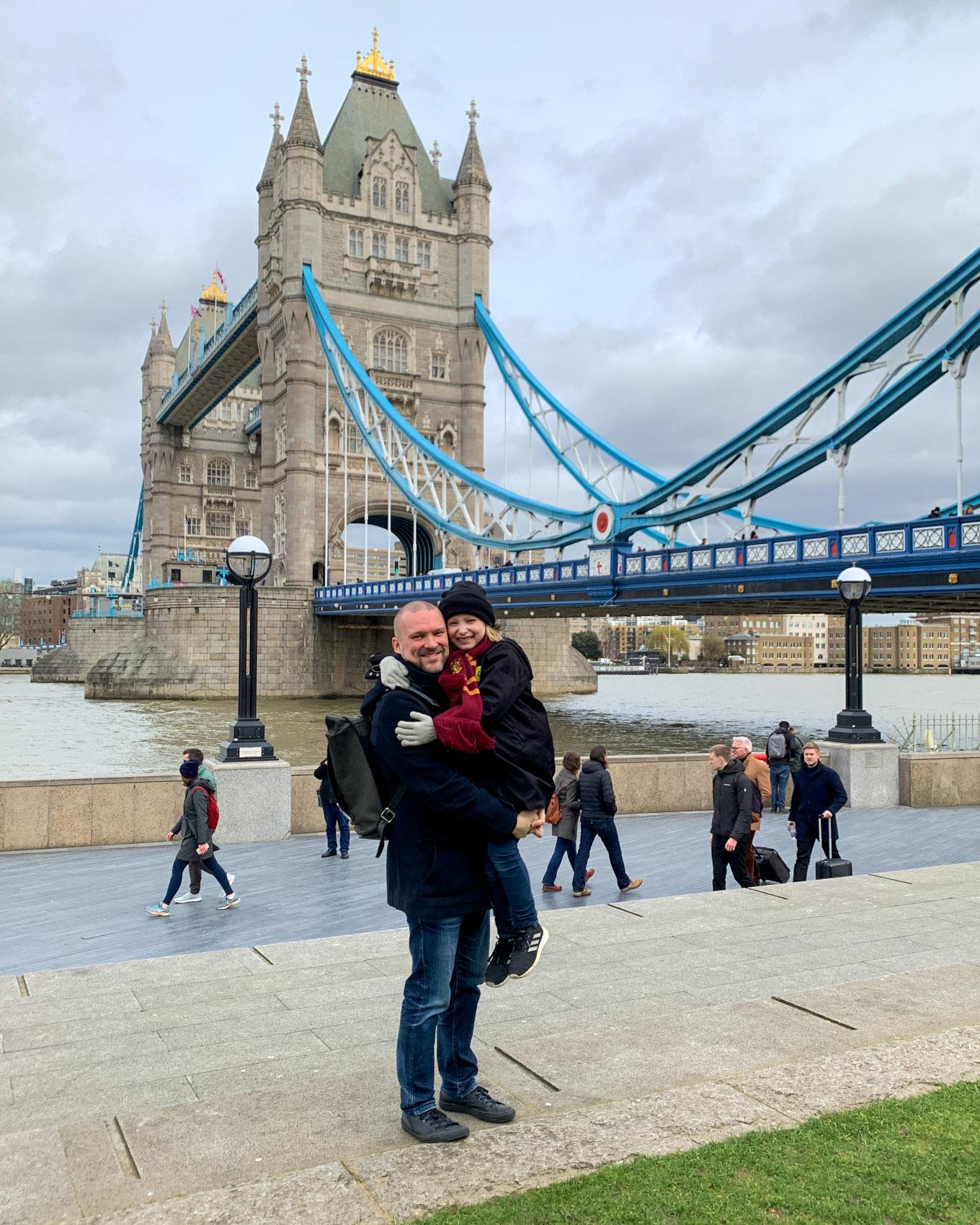 Lontoo: Kruununjalokiviä, siltoja ja purukumitaidetta