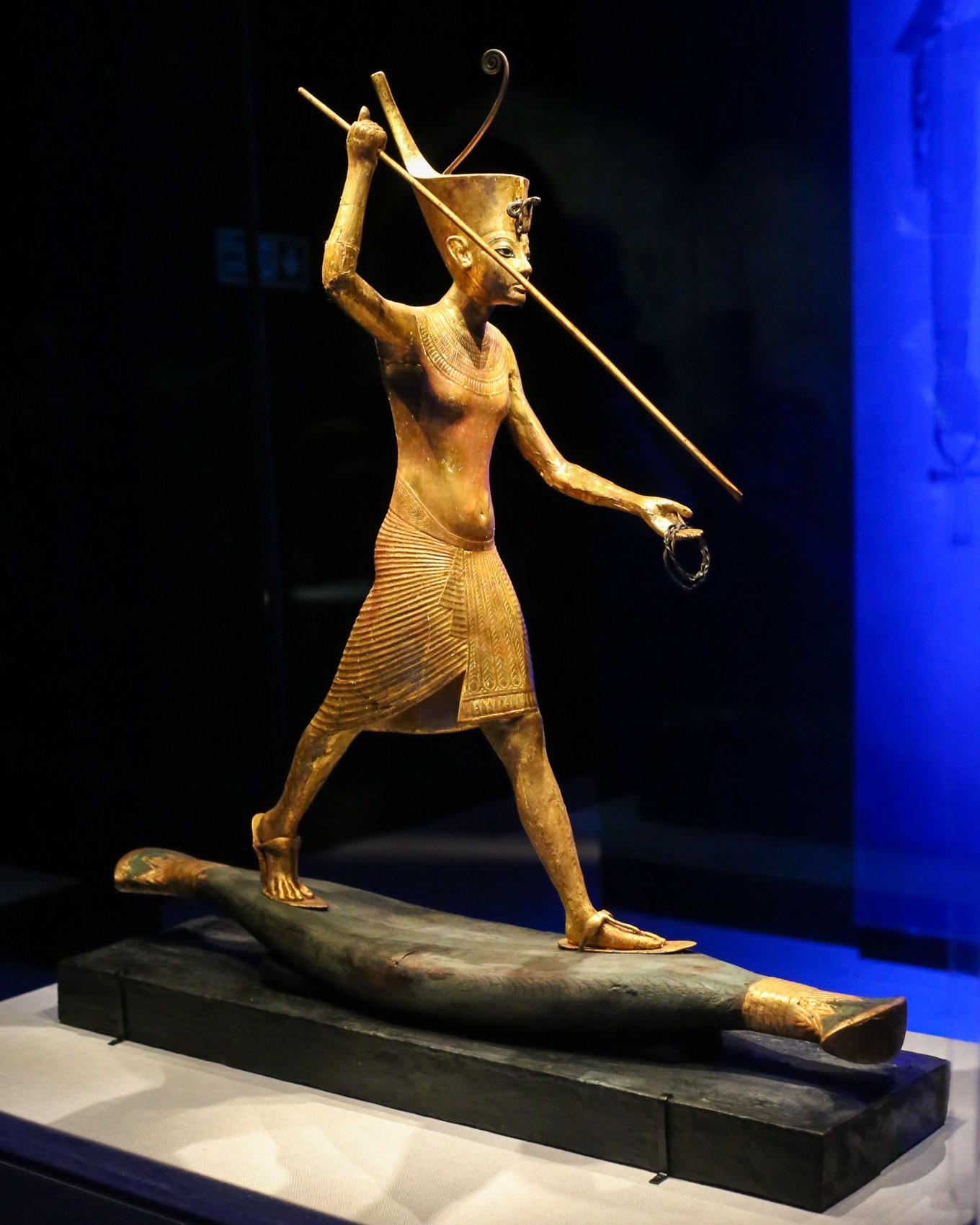 London - Tutankhamon
