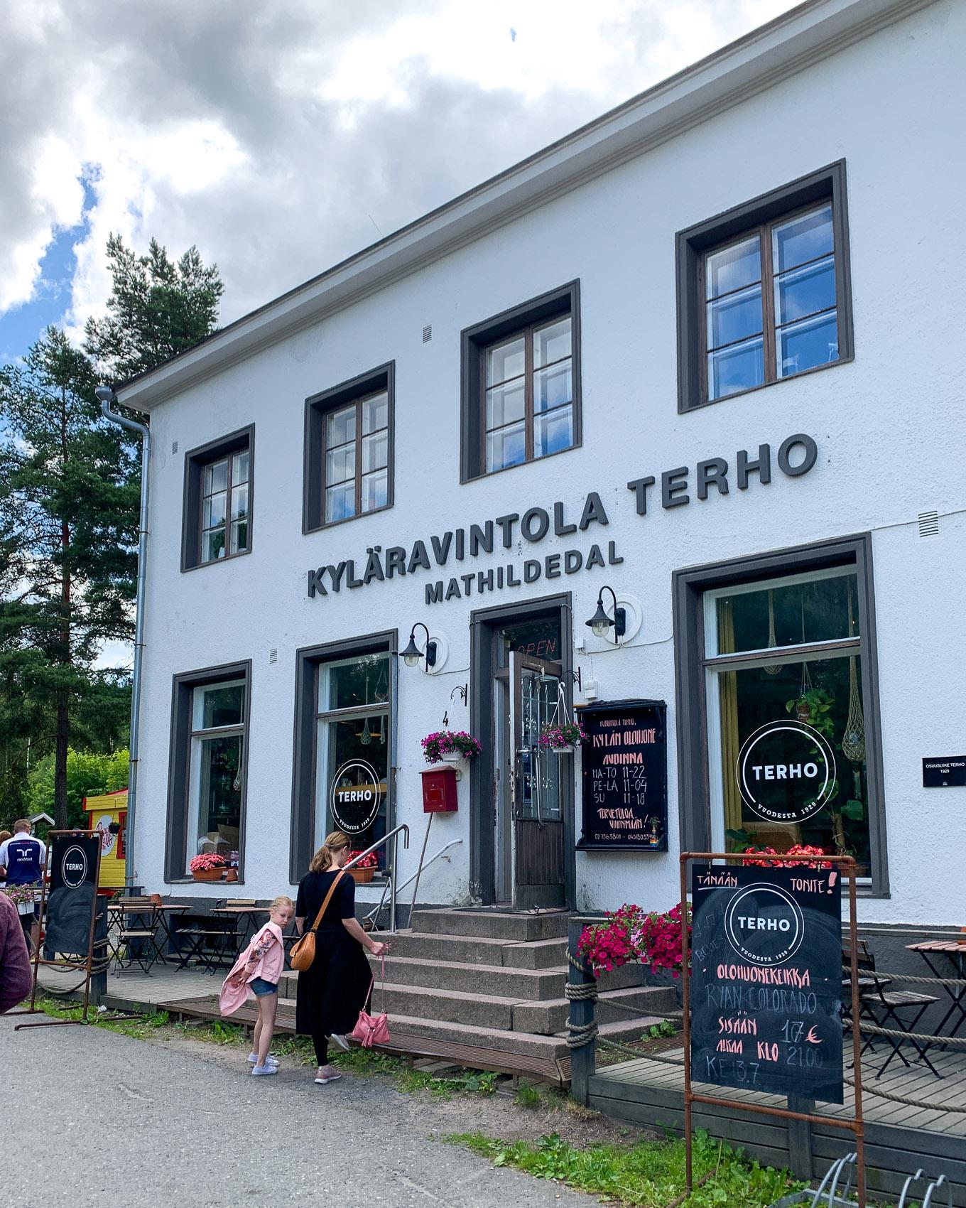 Mathildedal - Kyläravintola Terho