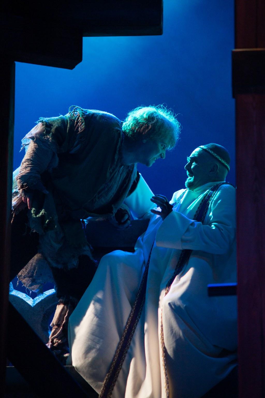 Notre Damen kellonsoittaja - Tampereen teatteri