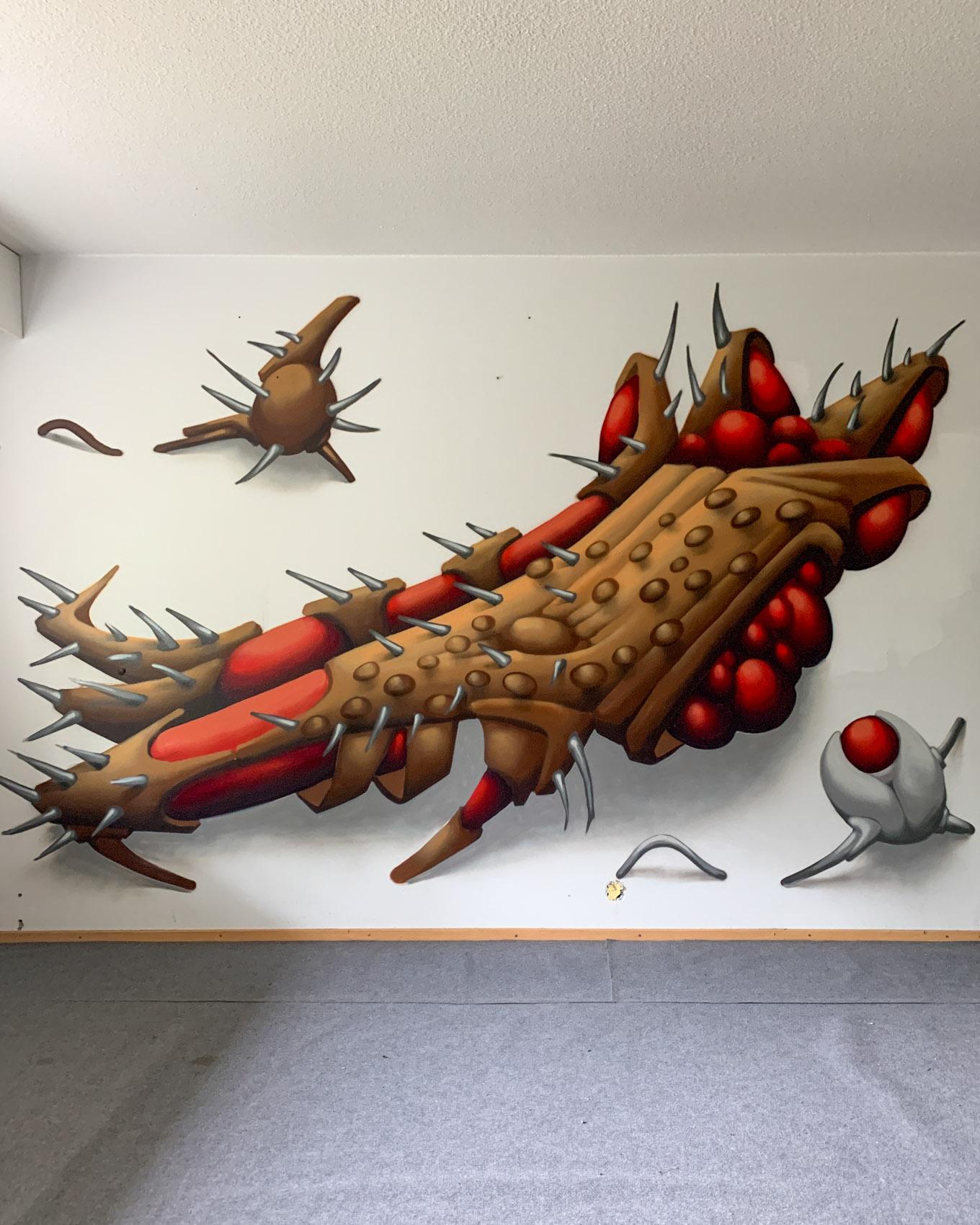Purkutaide - Taiteen kotitalo