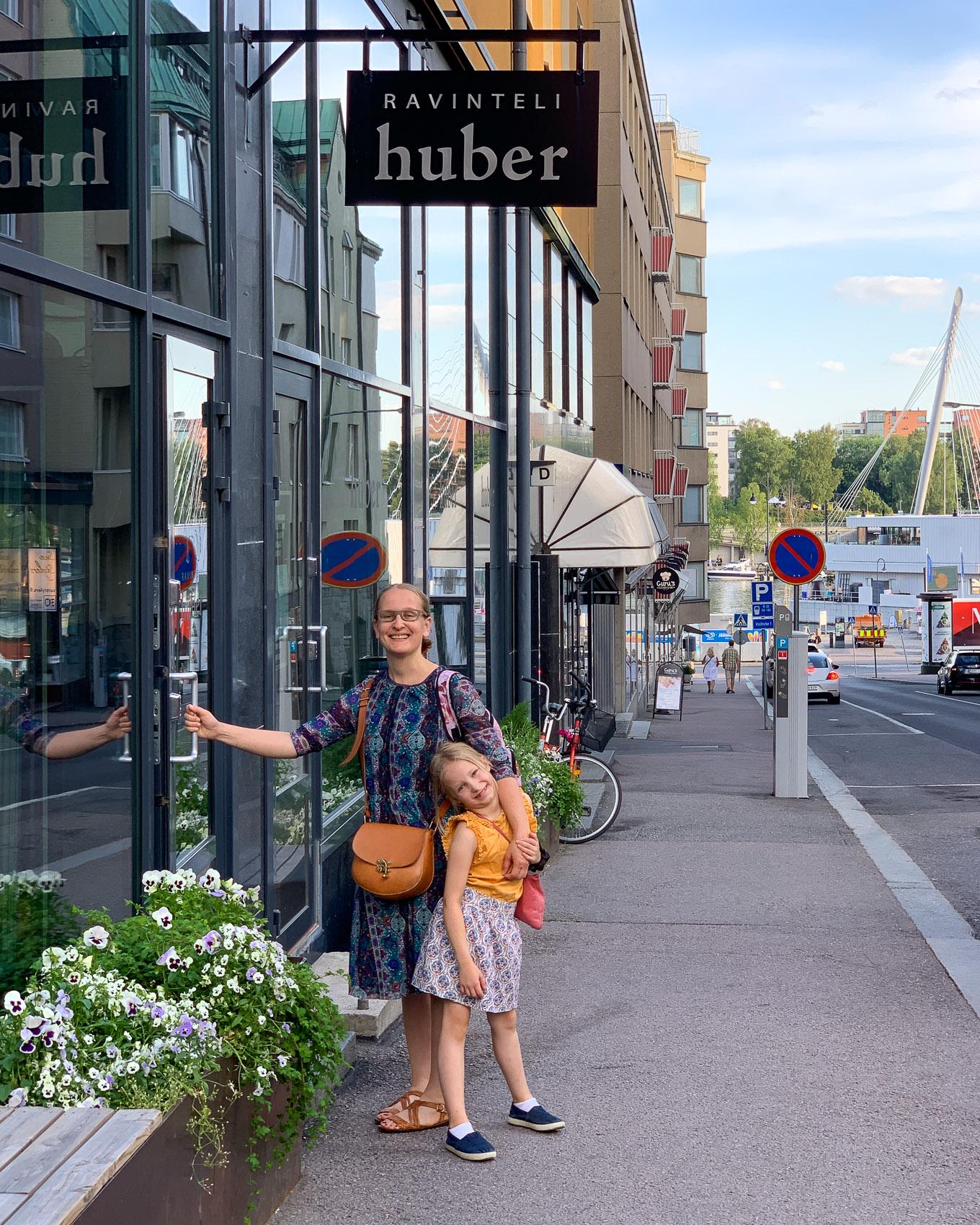 3 x syö Tampereella: Ravinteli Huber, Café Pispala ja Pizzeria Luca