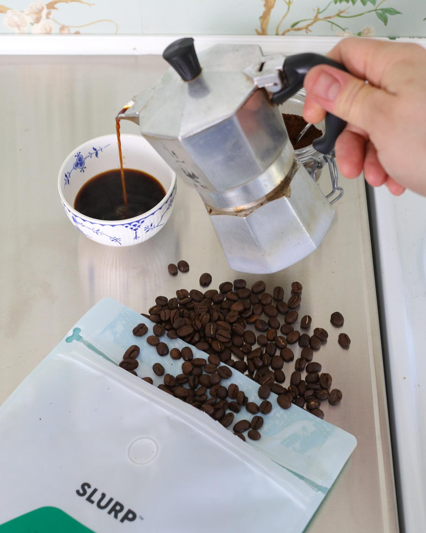 Slurp-kahvi