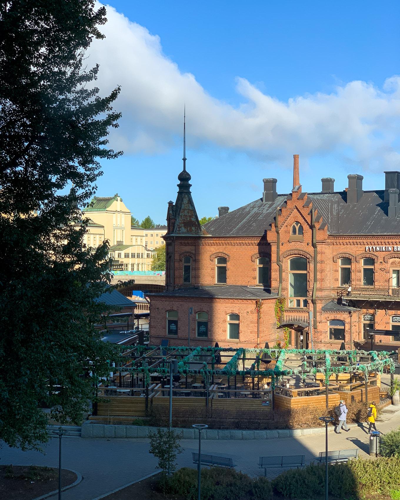 Miniloma Tampereella: Teatteria, ravintoloita ja uusi viinibaari