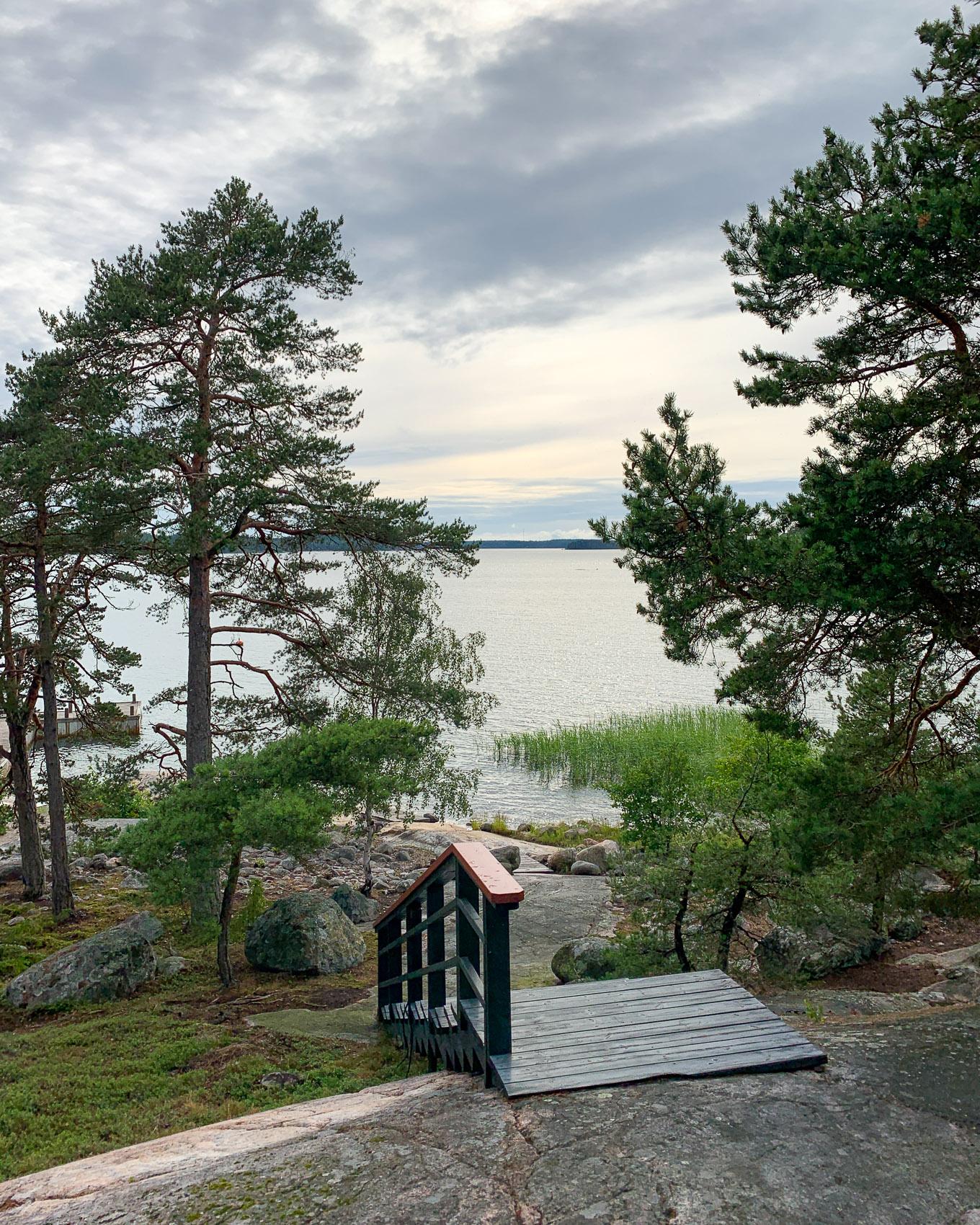 Kesäloma alkoi Turun saaristossa