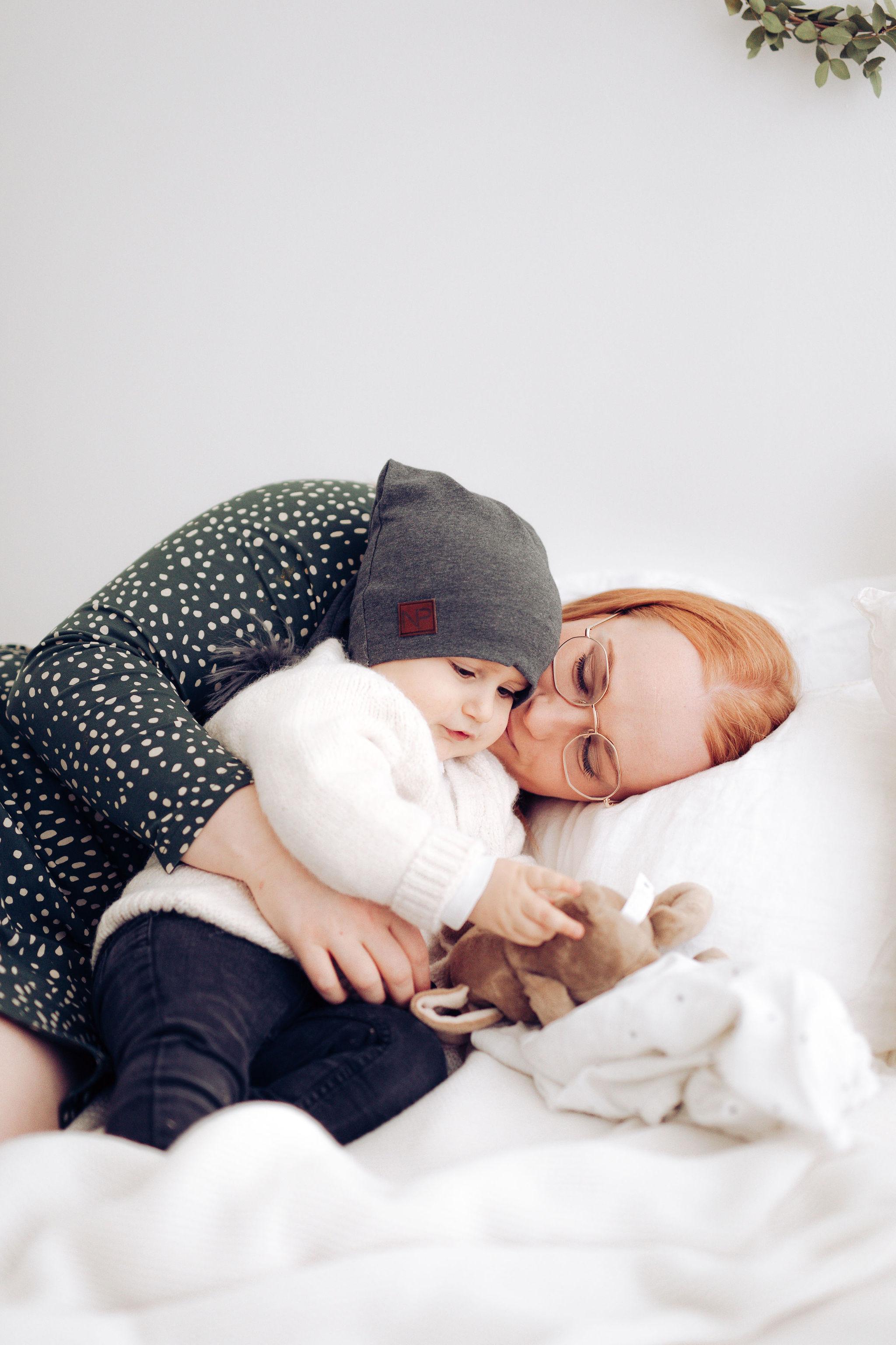 Elämä päättyy vauvaan ja minä katoan äitiyteen