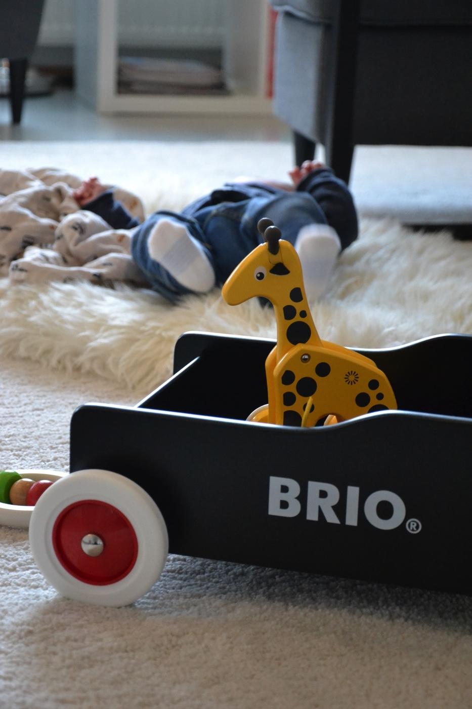 Kehittäviä leluja alle 1-vuotiaalle