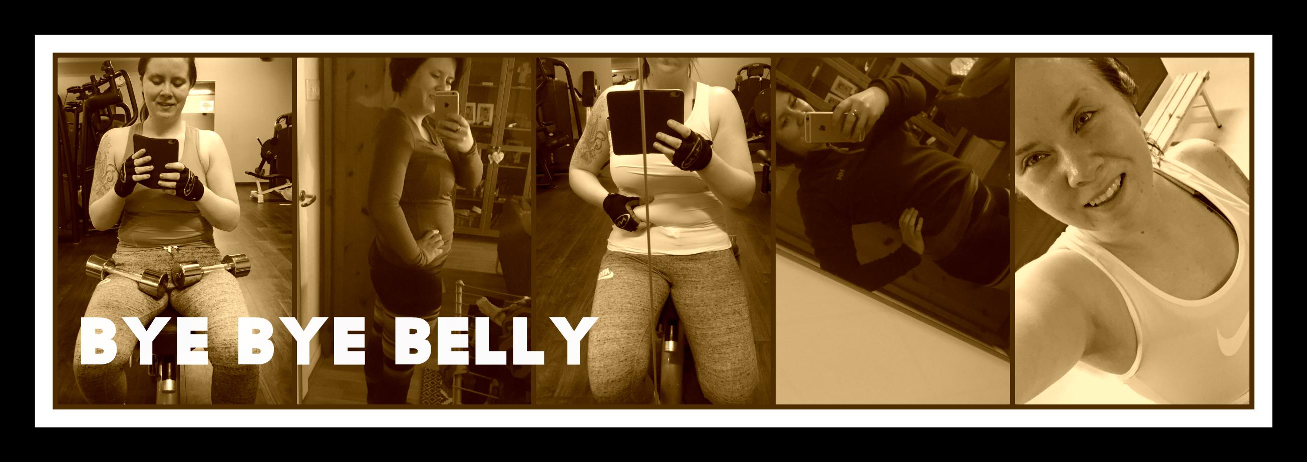 Bye Bye Belly