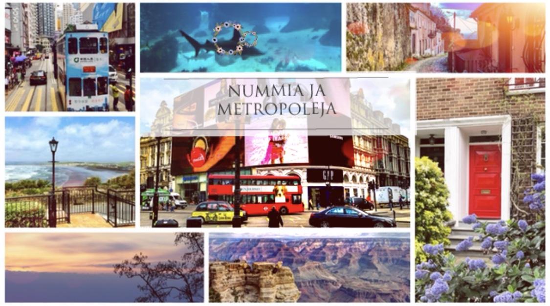 Nummia ja Metropoleja