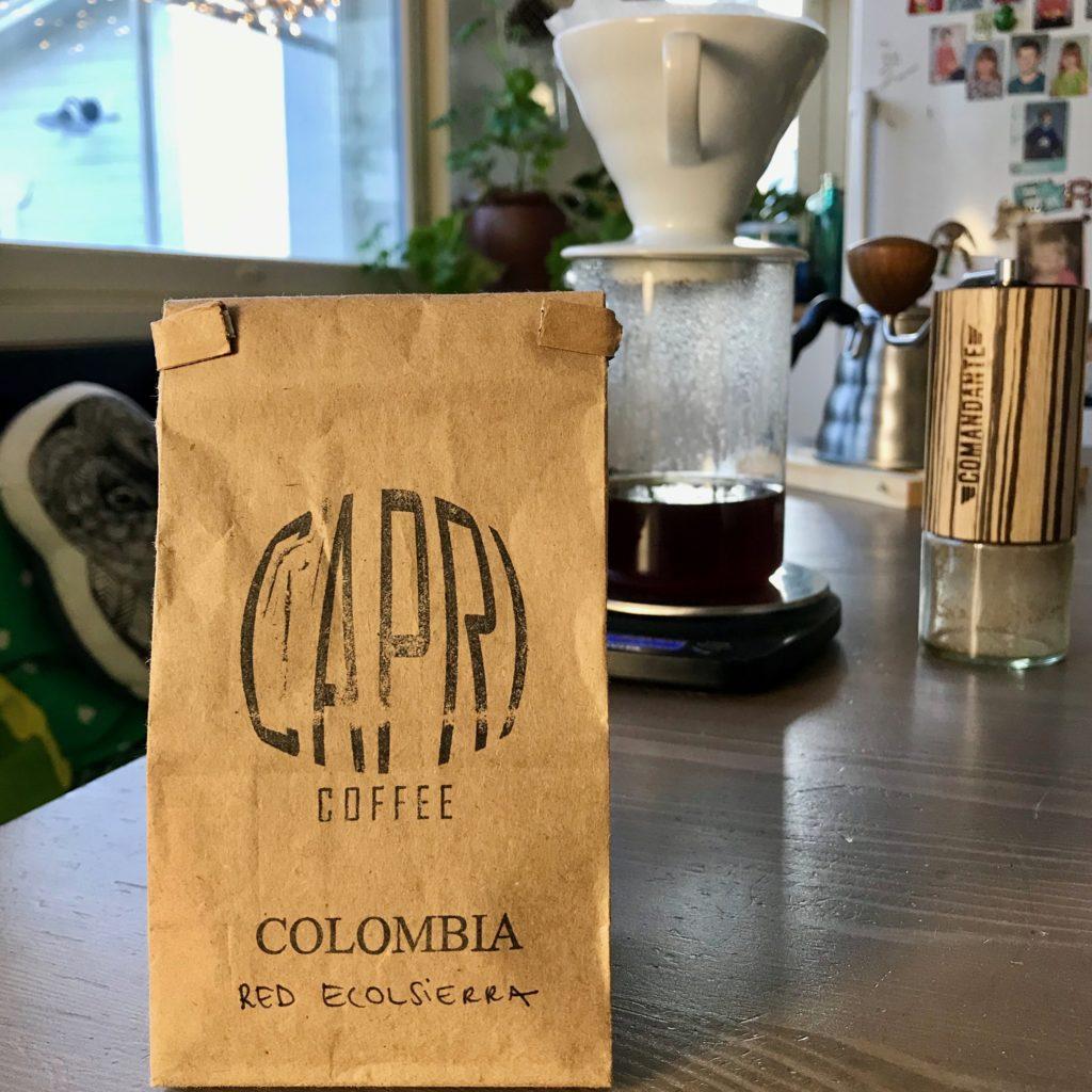 Capri Coffee paahtaa hyvän omantunnon kahvia Eurajoella