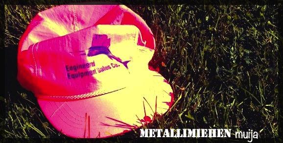 metallimiehen muija