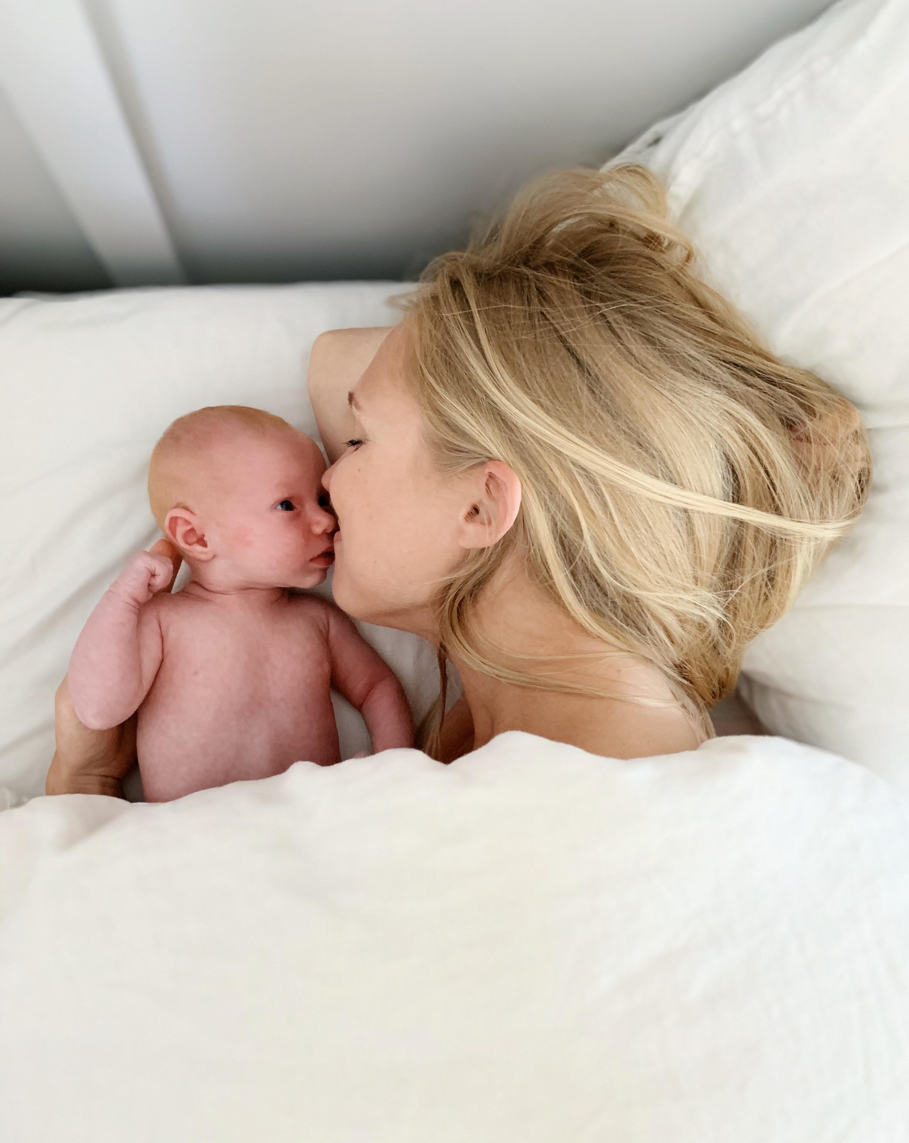 Vauva-arki on ihanaa, mutten ehdi kertoa sitä