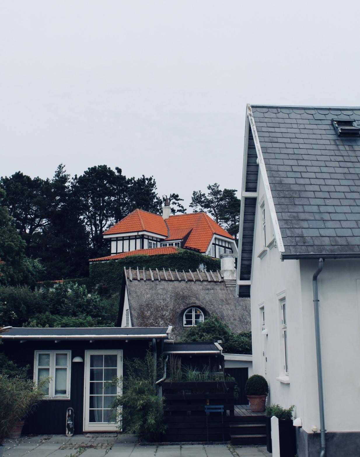 Se talo, joka tuntui heti kodilta