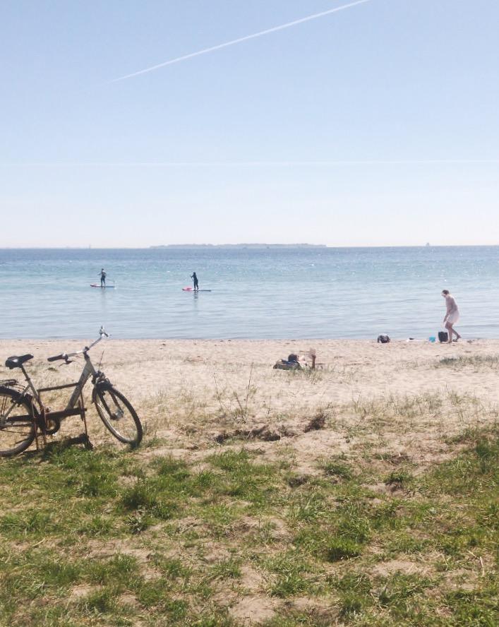 Tuoksui mereltä ja kesältä