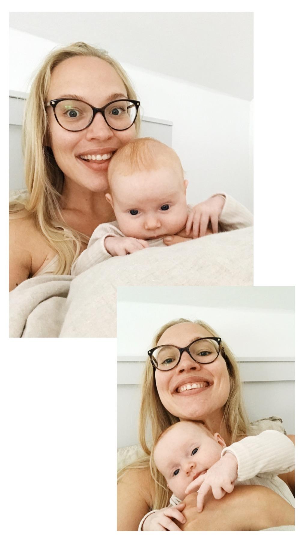 "3 syytä, miksi ""nuku kun vauva nukkuu"" on p*ska neuvo"