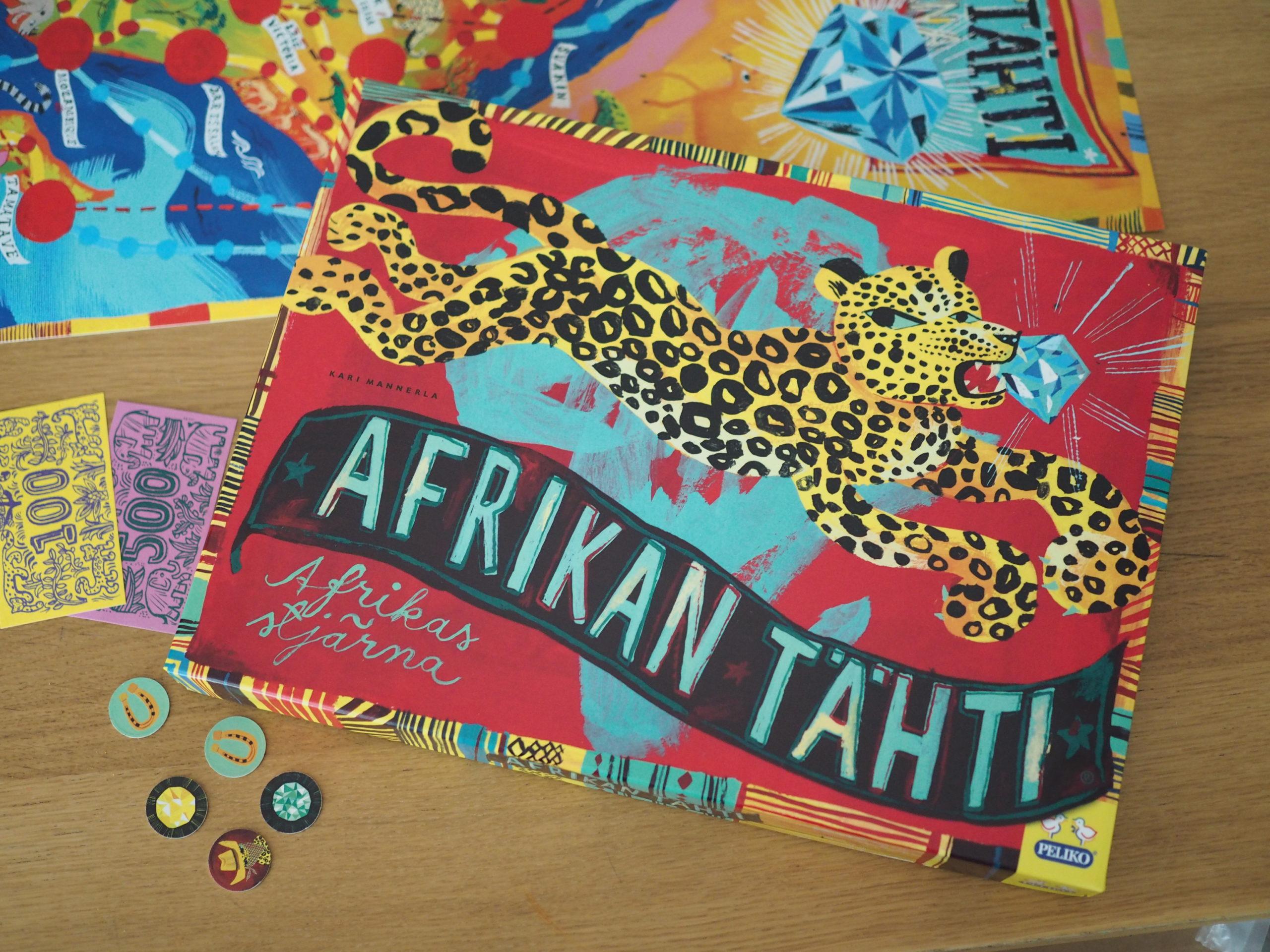 Afrikan Tähti 70v. ja peli-ilta