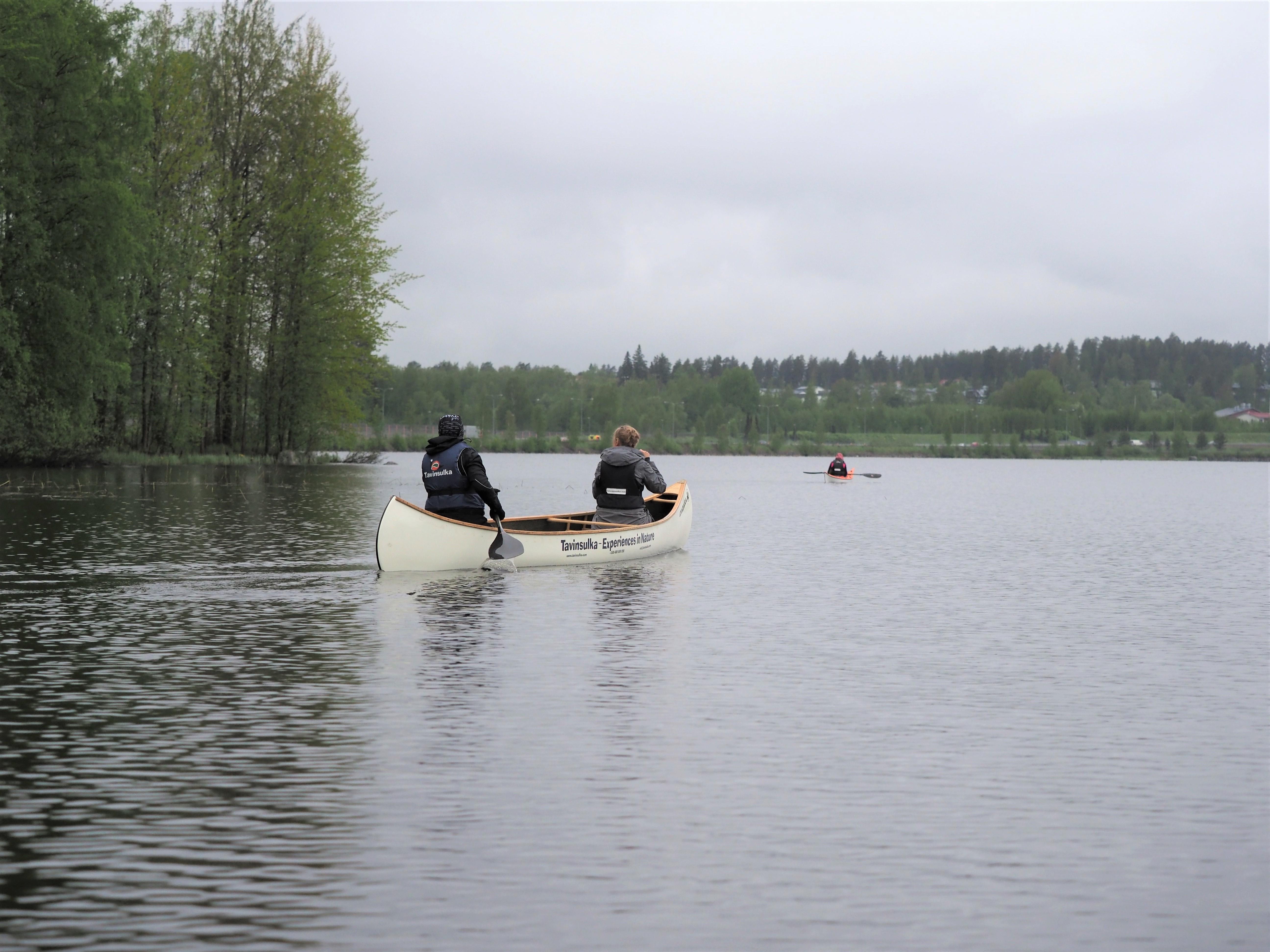 Staycation on tämän kesän hitti – lomaile Jyväskylässä