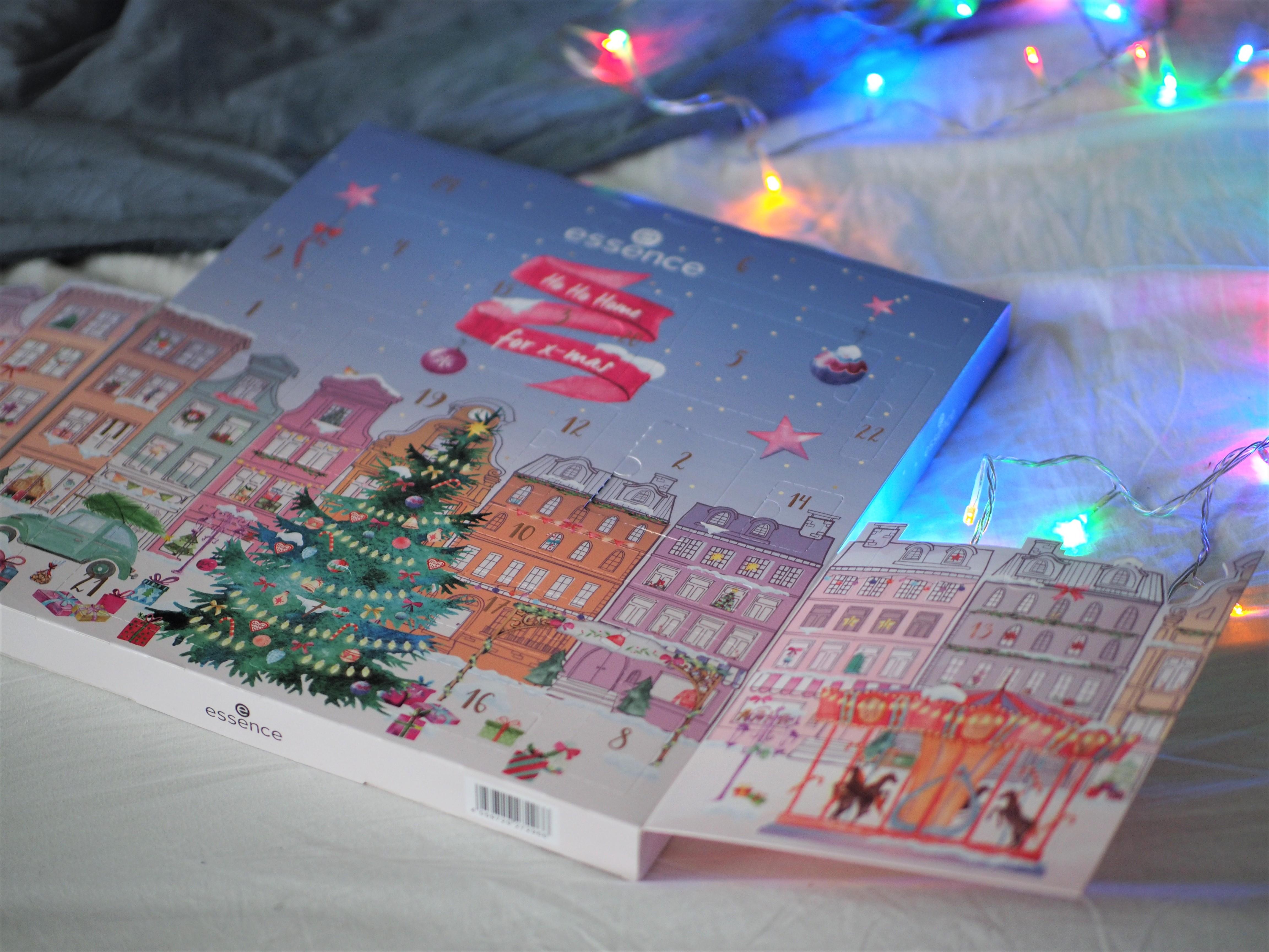 Essence joulukalenteri 2020 (sisältää spoilerin)