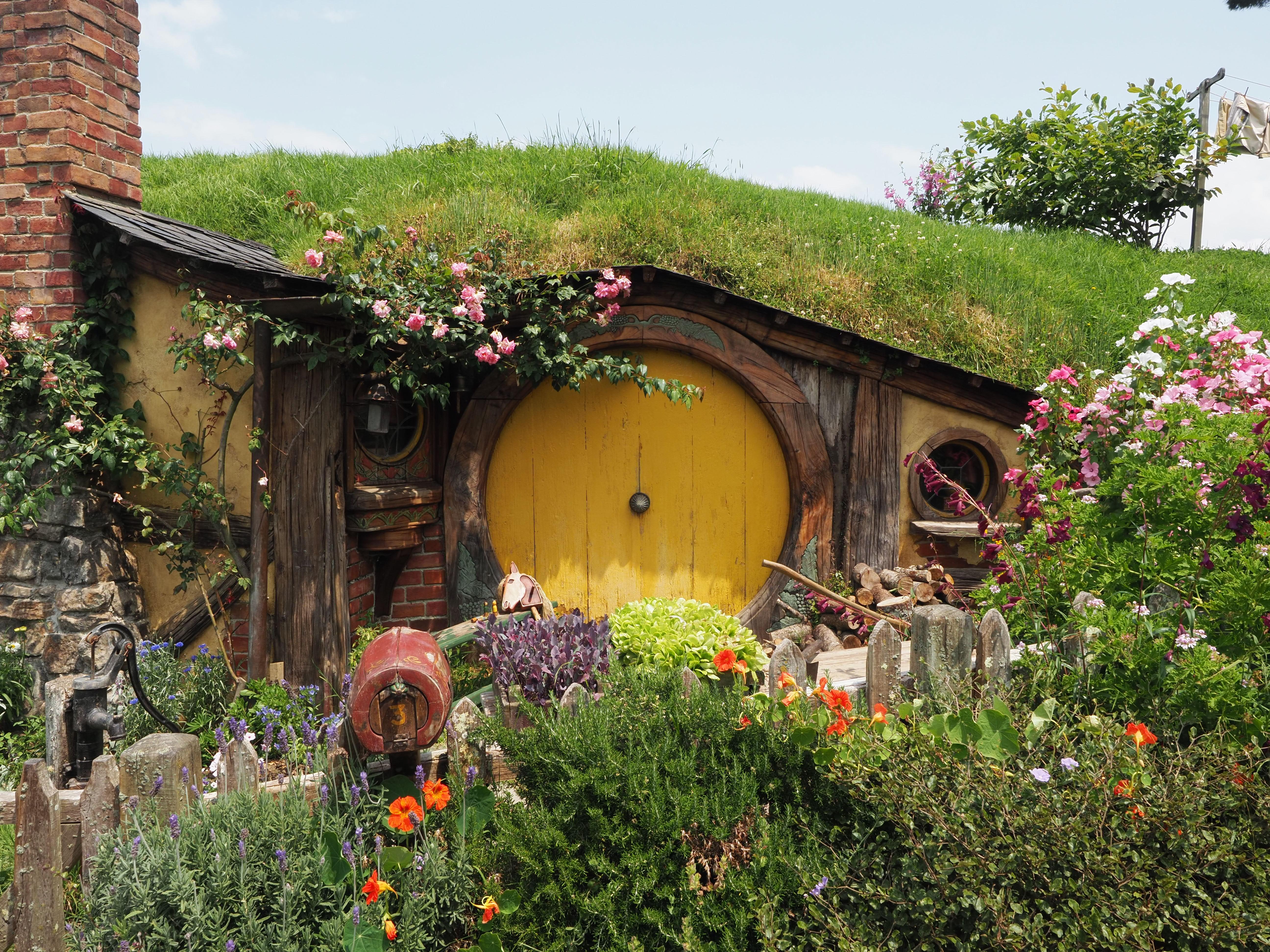 Hobbiton – leffafanin ykköskohde Uudessa-Seelannissa