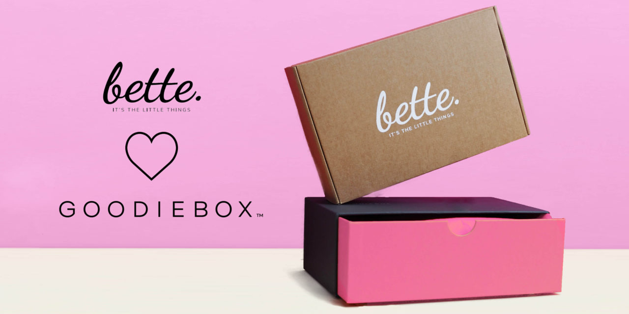 Bette Box ja Goodiebox yhdistyvät!