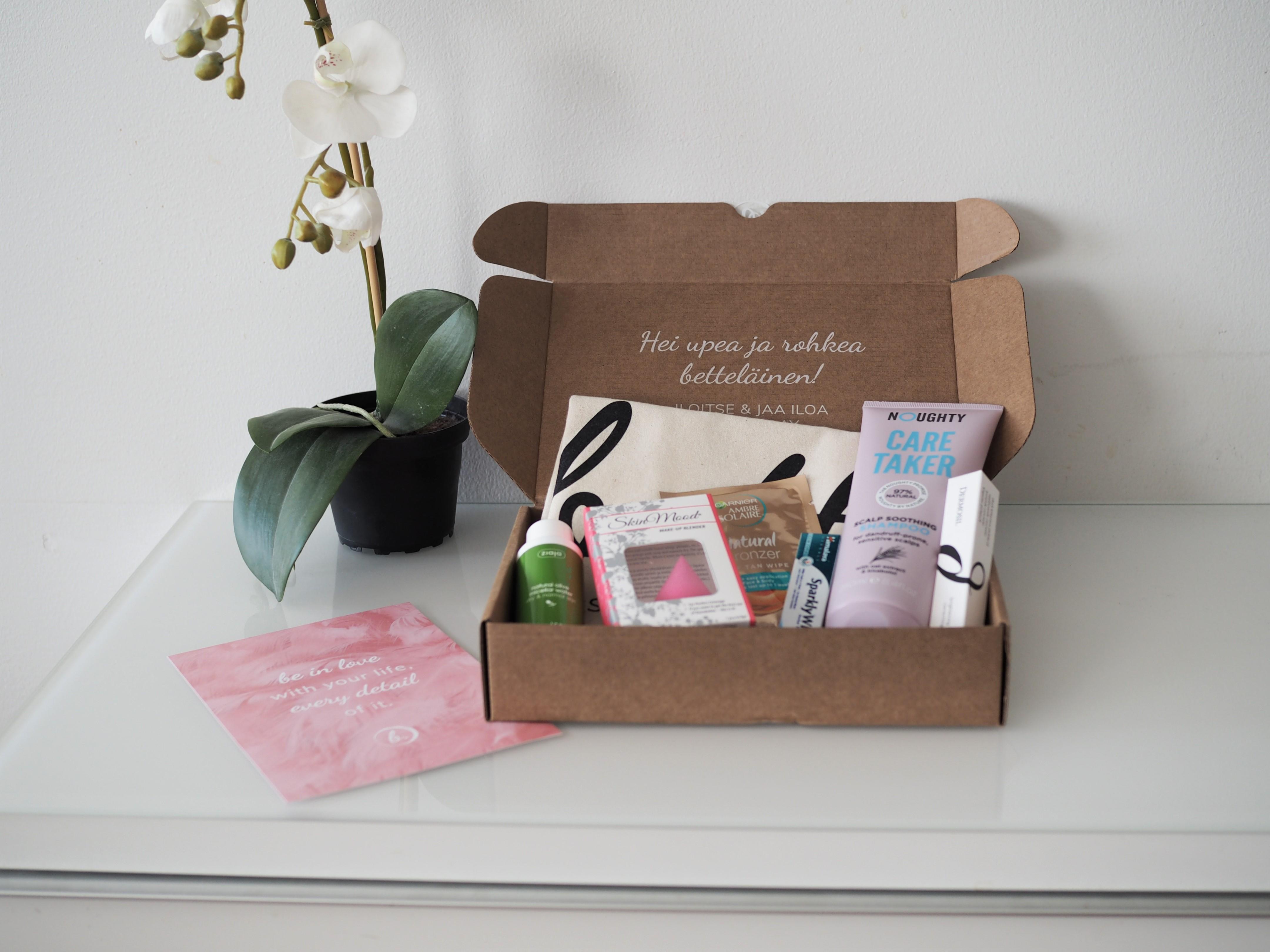 Bette Box – maaliskuu 2019