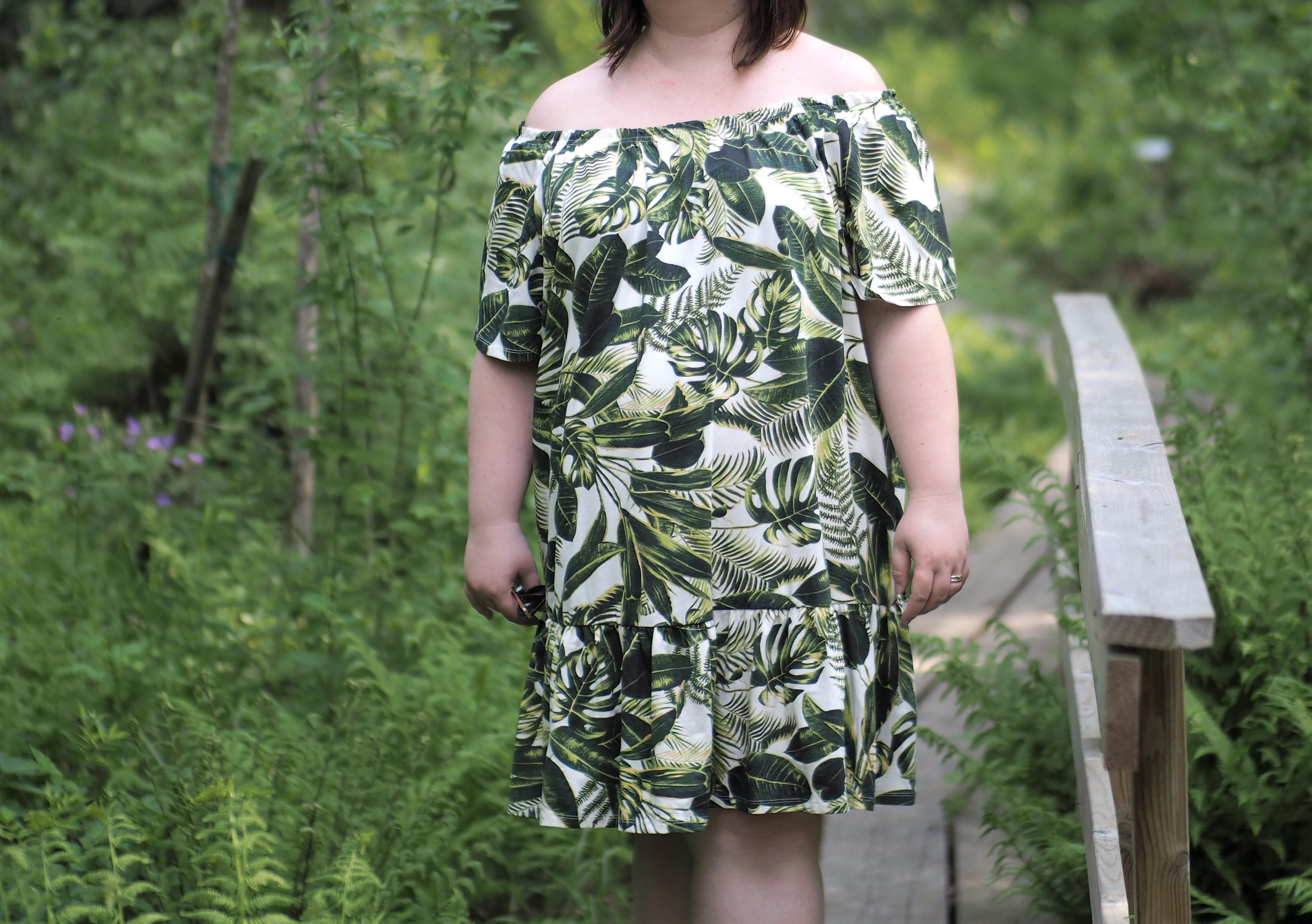 Hellepäivien helpoin mekko