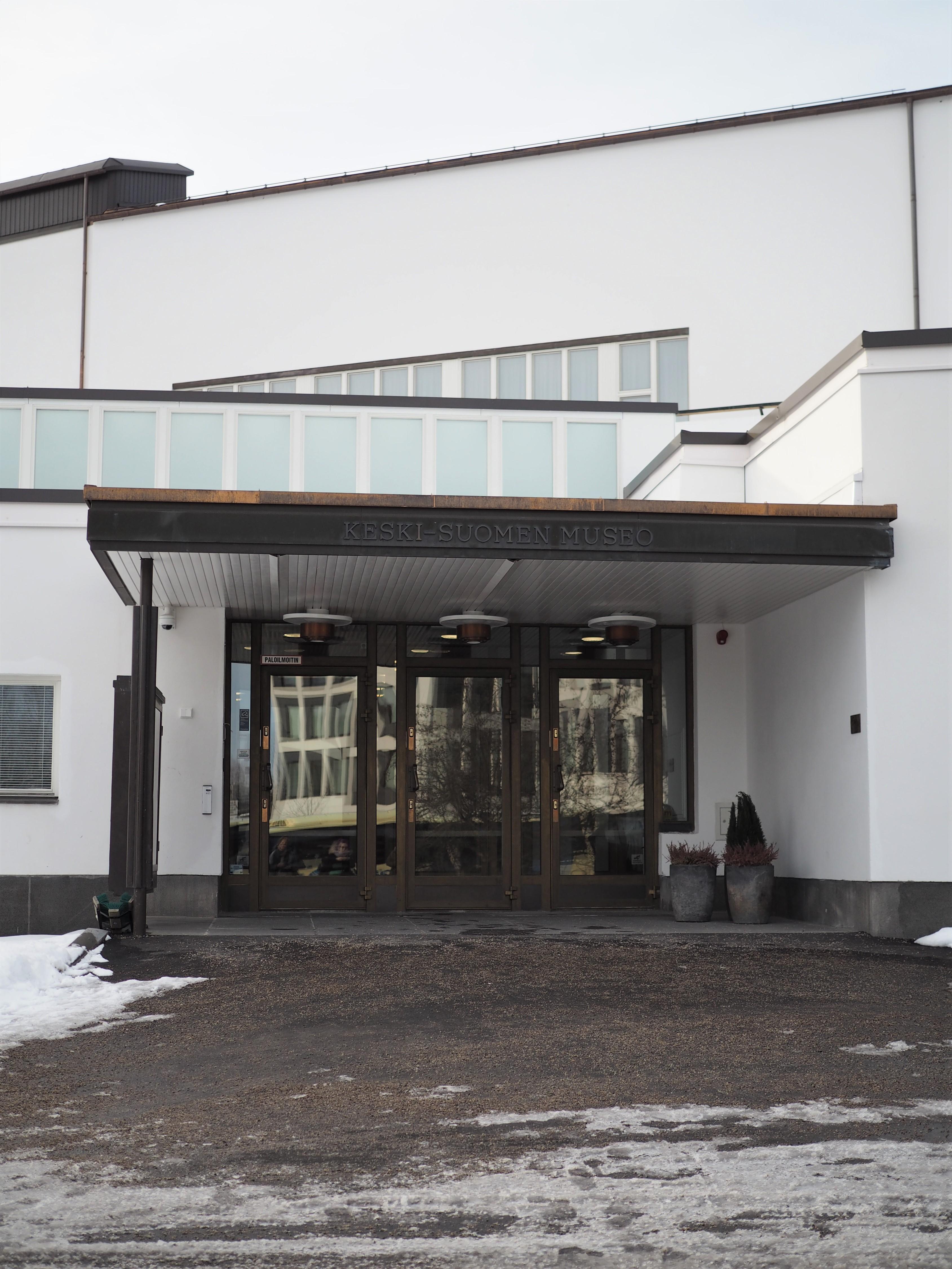 Uudistunut Keski-Suomen museo tarjoaa paikallishistoriaa ja taidetta