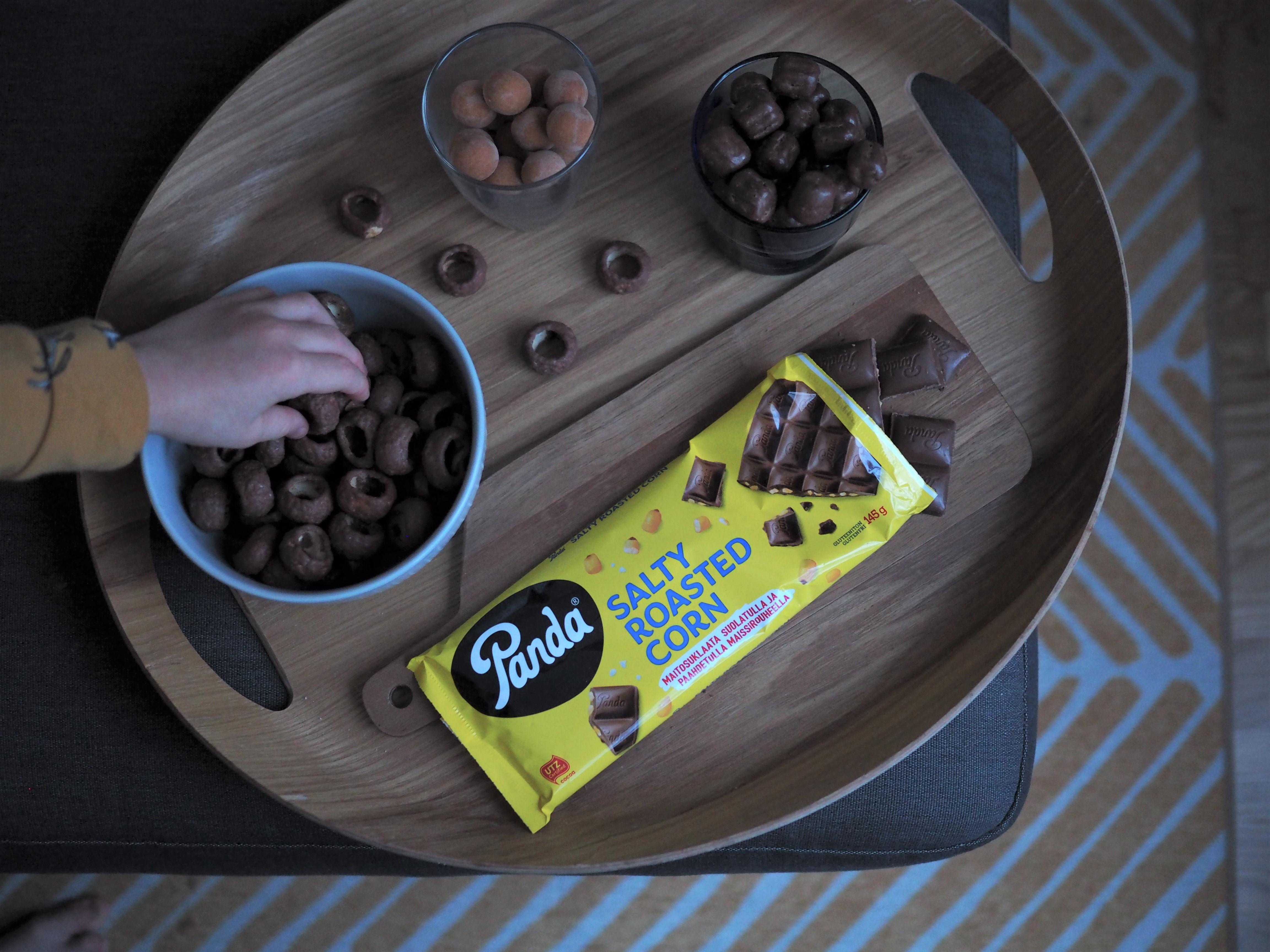 Suklaata kiitos! – testissä Orkla Suomen uutuusherkut