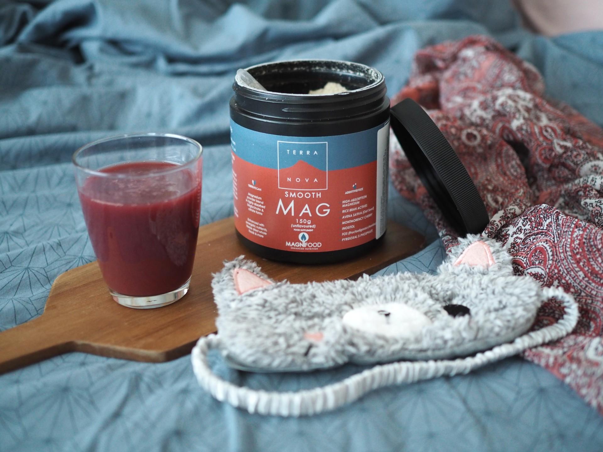 Magnesiumilla paremmat unet?