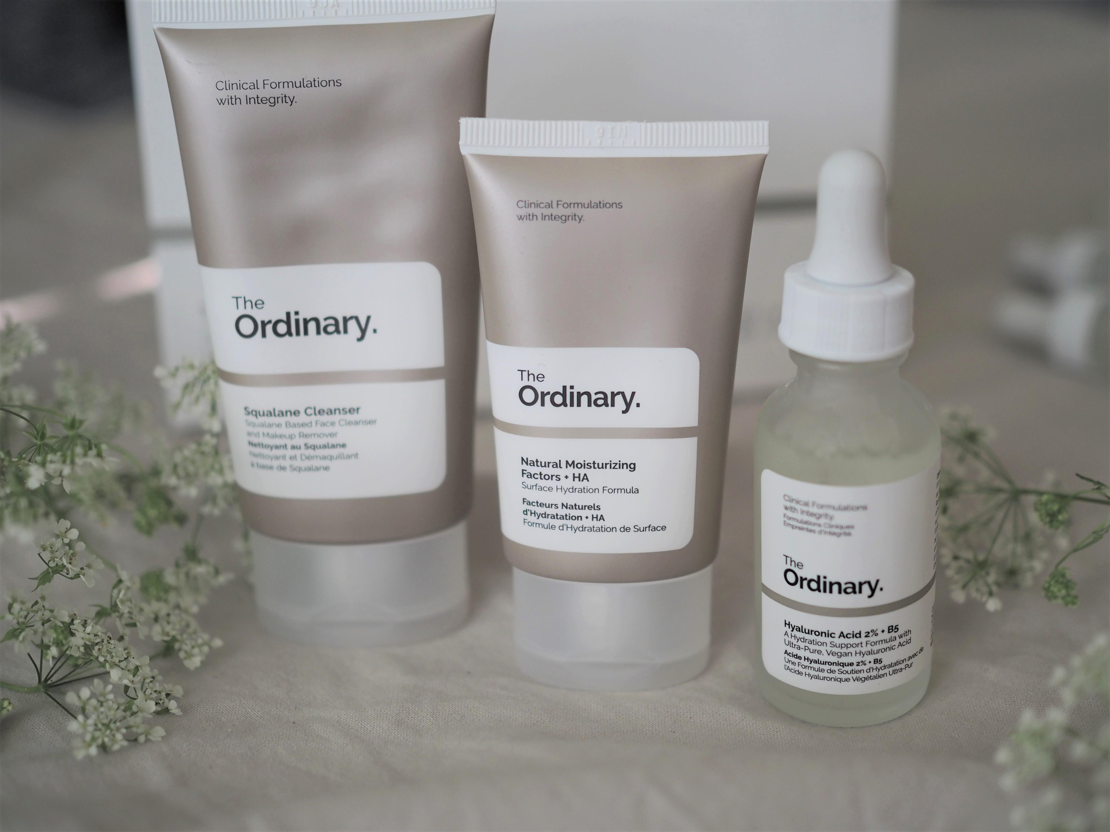The Ordinary – uusi kosteuttava ihonhoitorutiinini