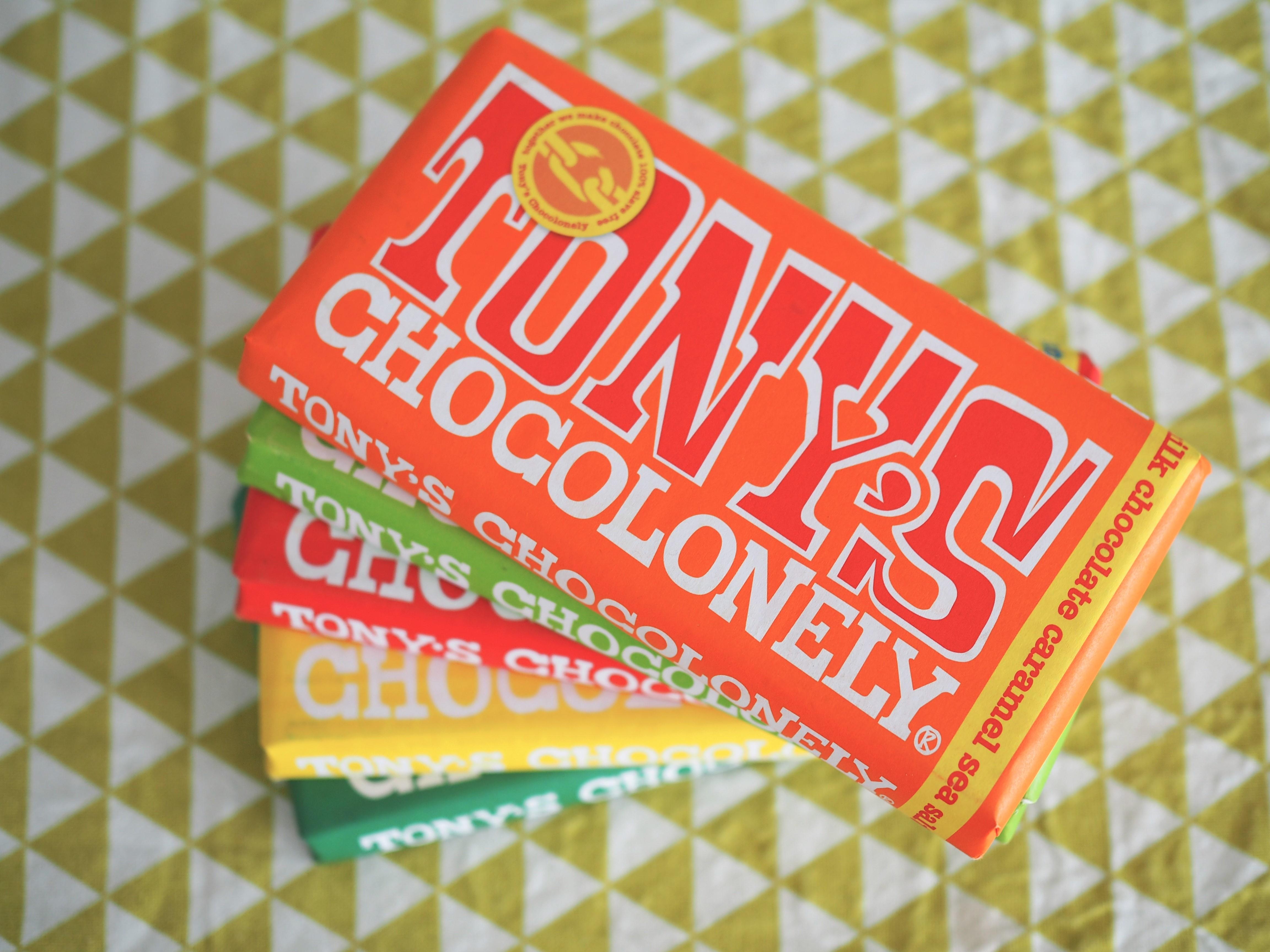 Tony`s Chocolonely – syö suklaata ja tee hyvää!