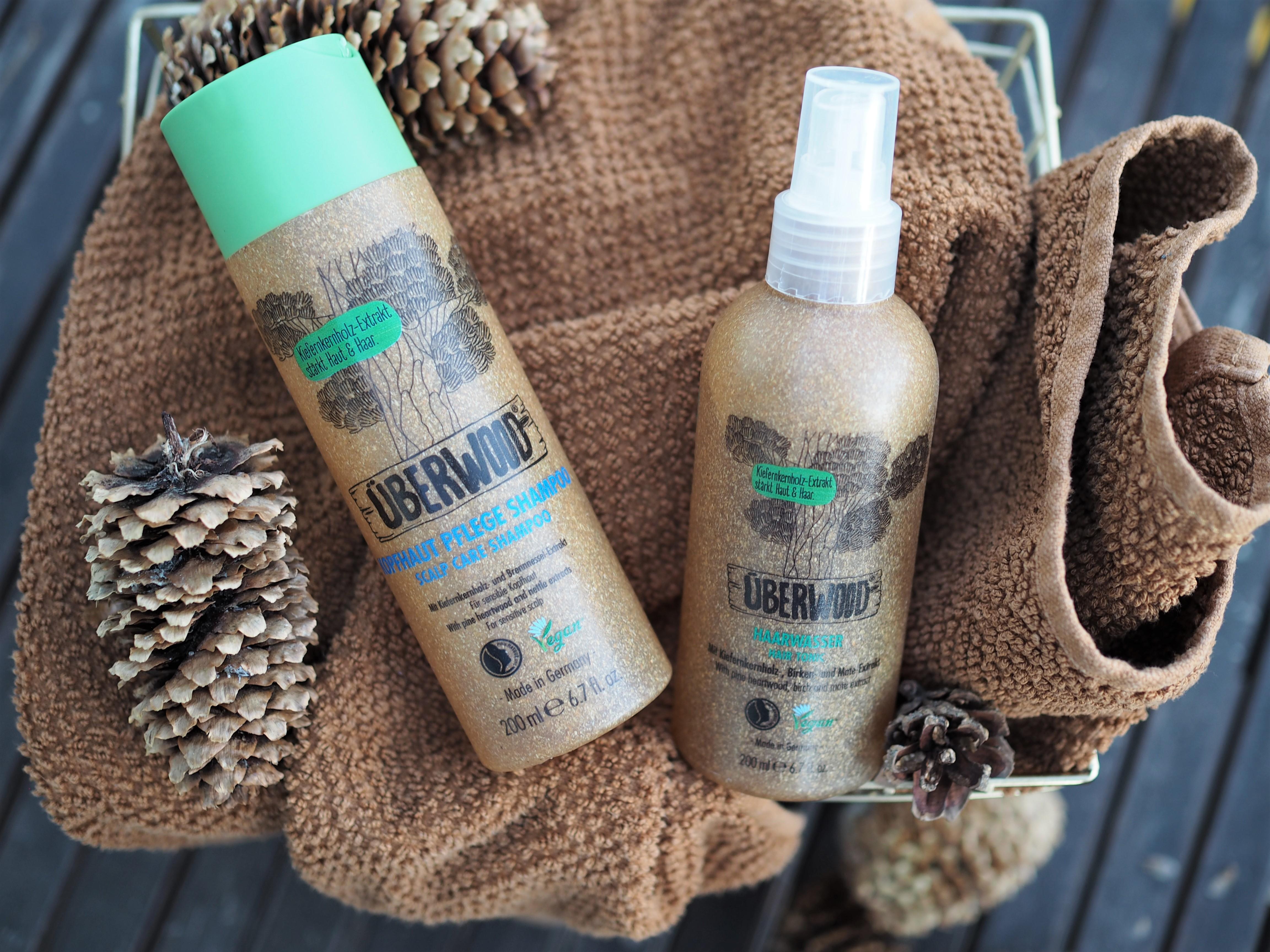 Uberwood – hiuspohjaa hoitavat tuotteet