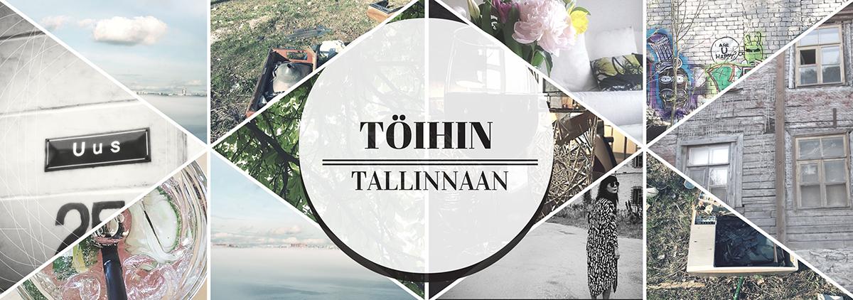Töihin Tallinnaan