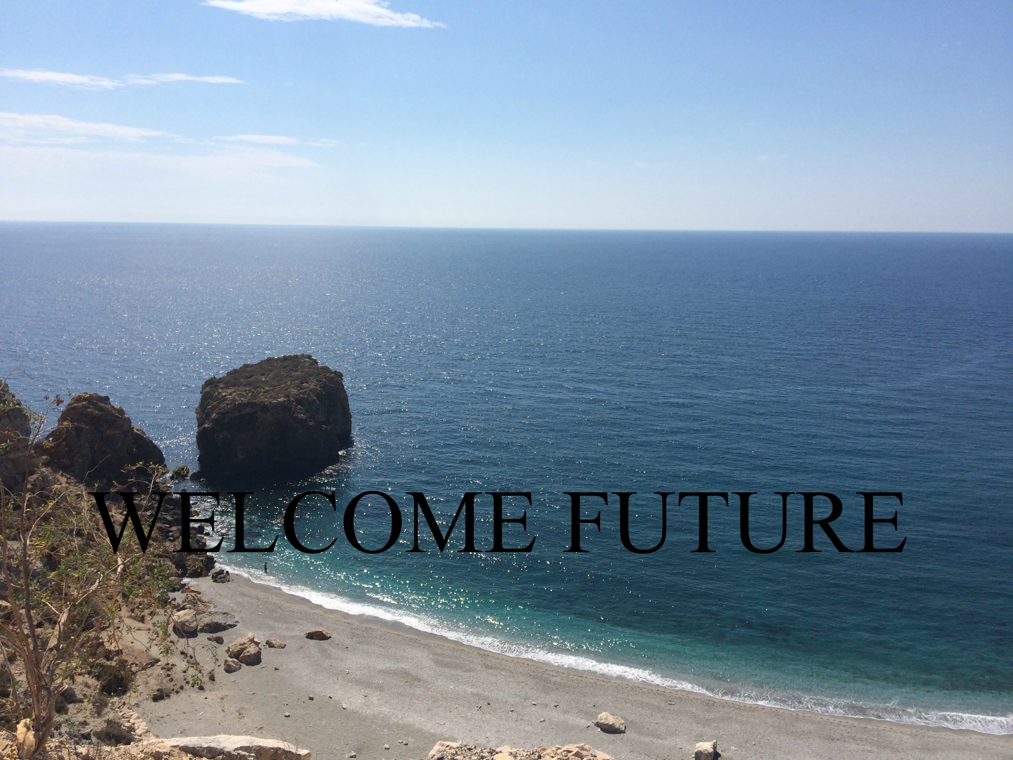 Welcome future