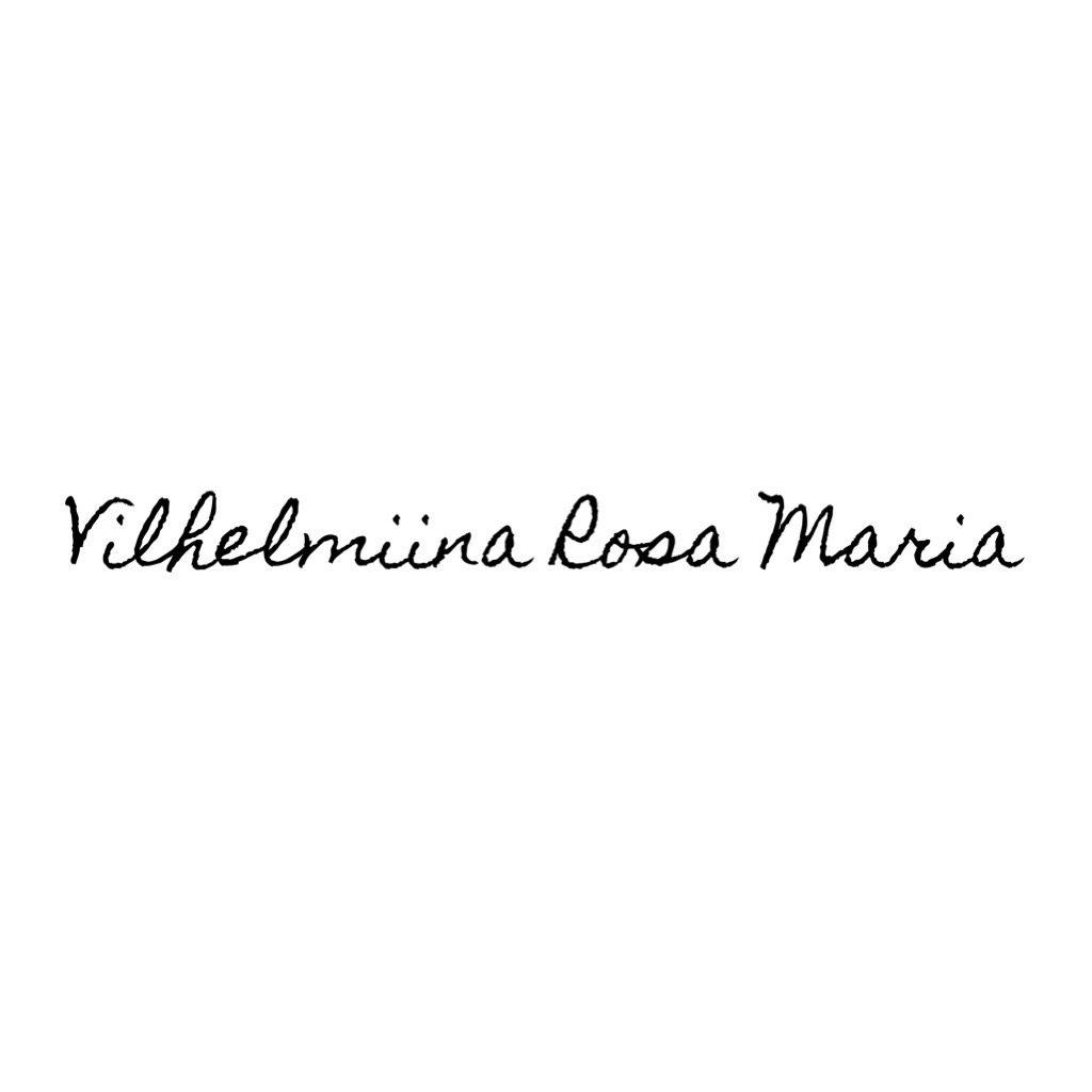 VILHELMIINA ROSA MARIA