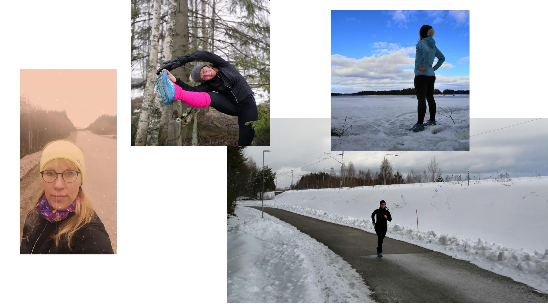 Kuusi kuvaa korona-arjesta – haaste –